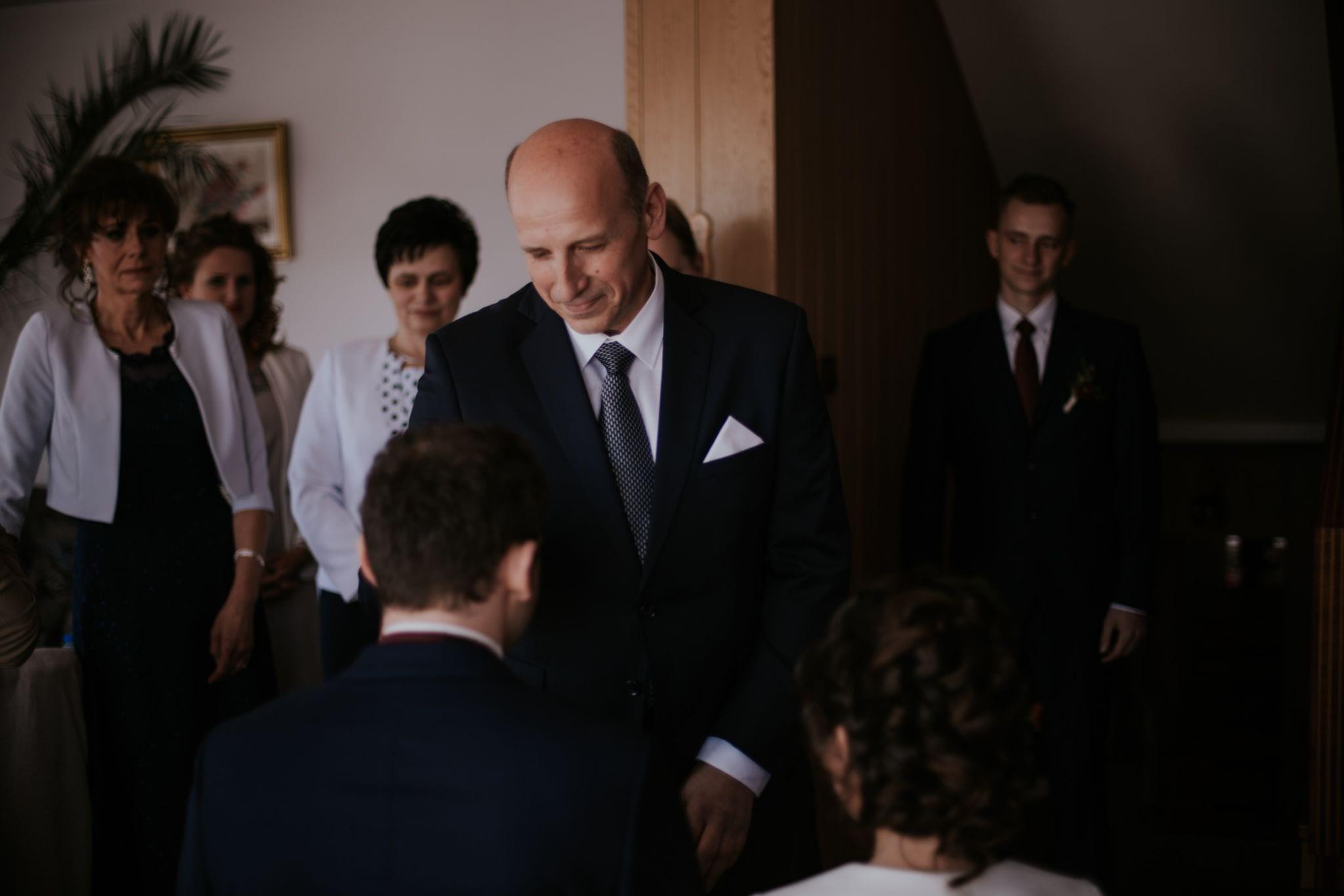 Kasia & Bartosz <br>Ślub w Bielsku-Białej 33