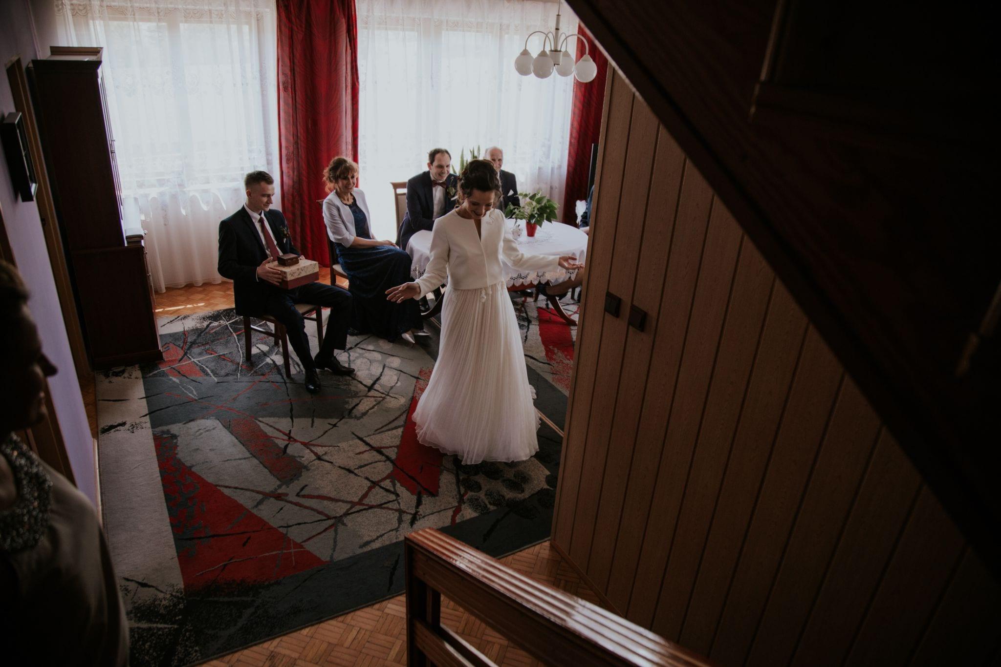 Kasia & Bartosz <br>Ślub w Bielsku-Białej 37