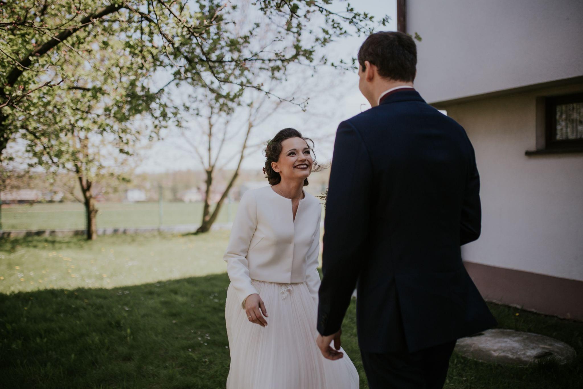 Kasia & Bartosz <br>Ślub w Bielsku-Białej 24