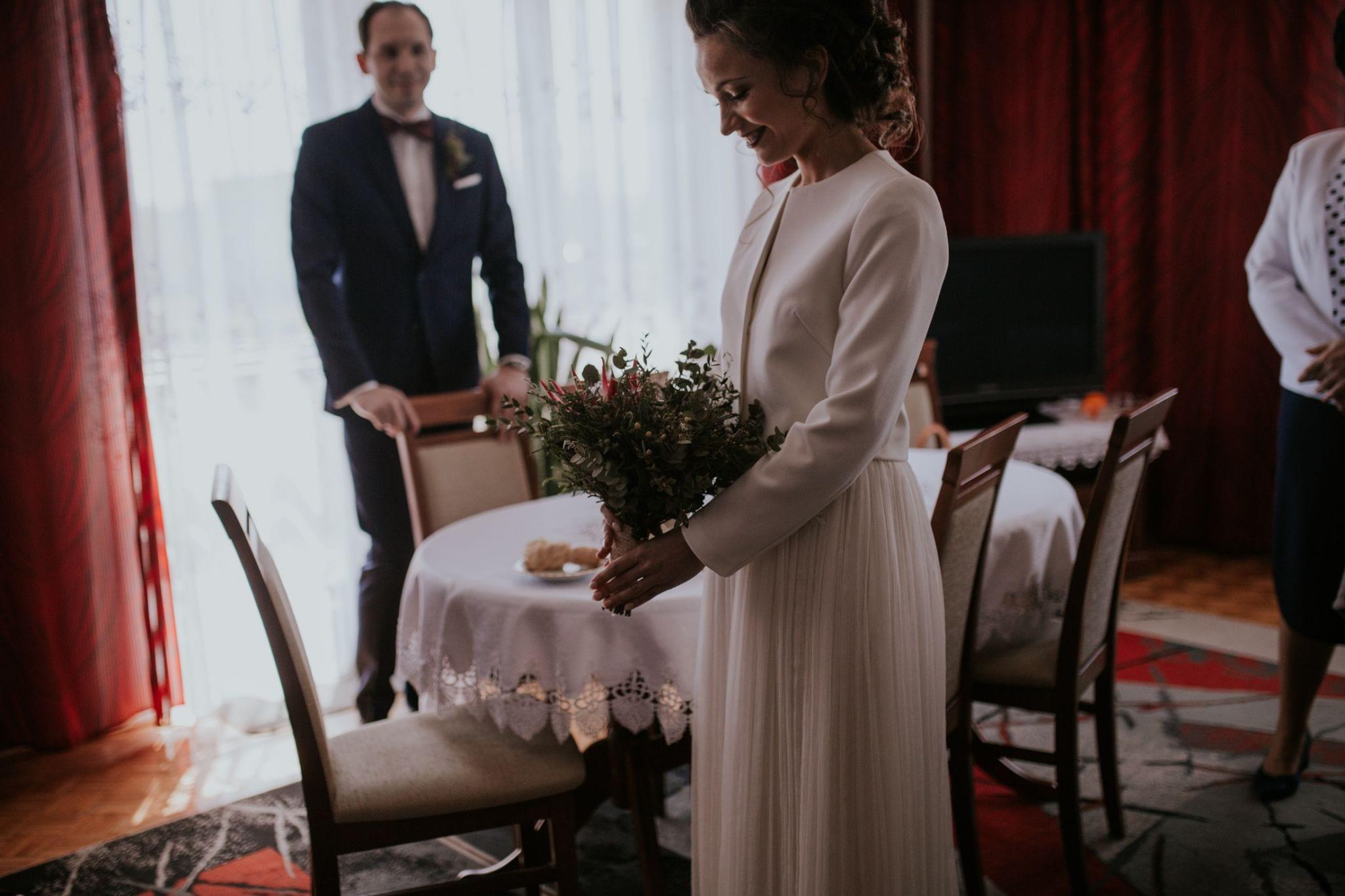 Kasia & Bartosz <br>Ślub w Bielsku-Białej 29