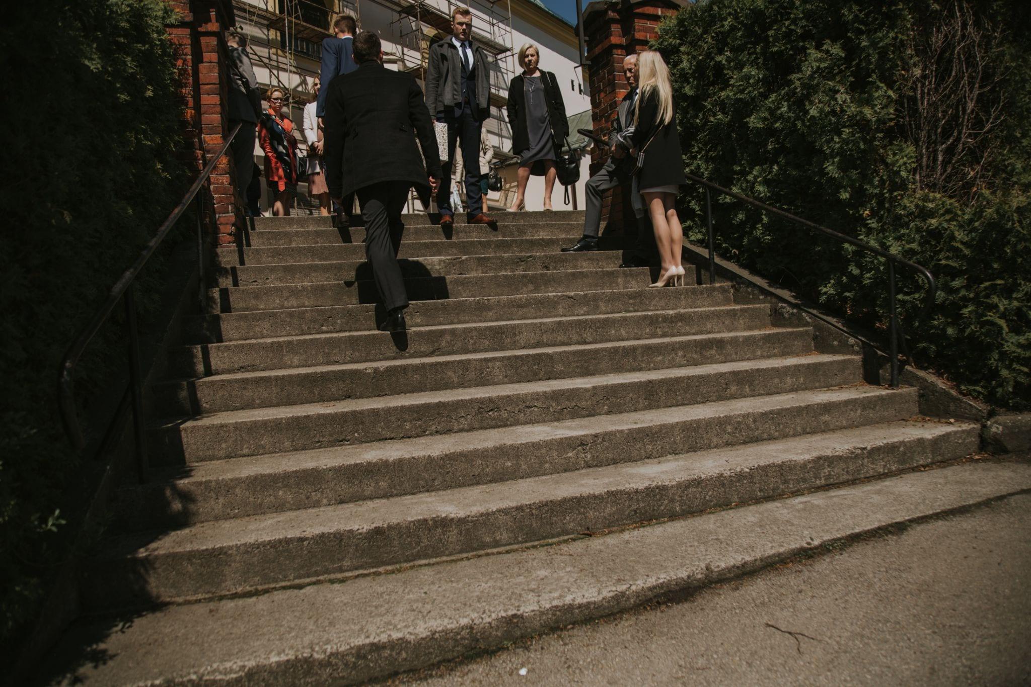 Kasia & Bartosz <br>Ślub w Bielsku-Białej 39
