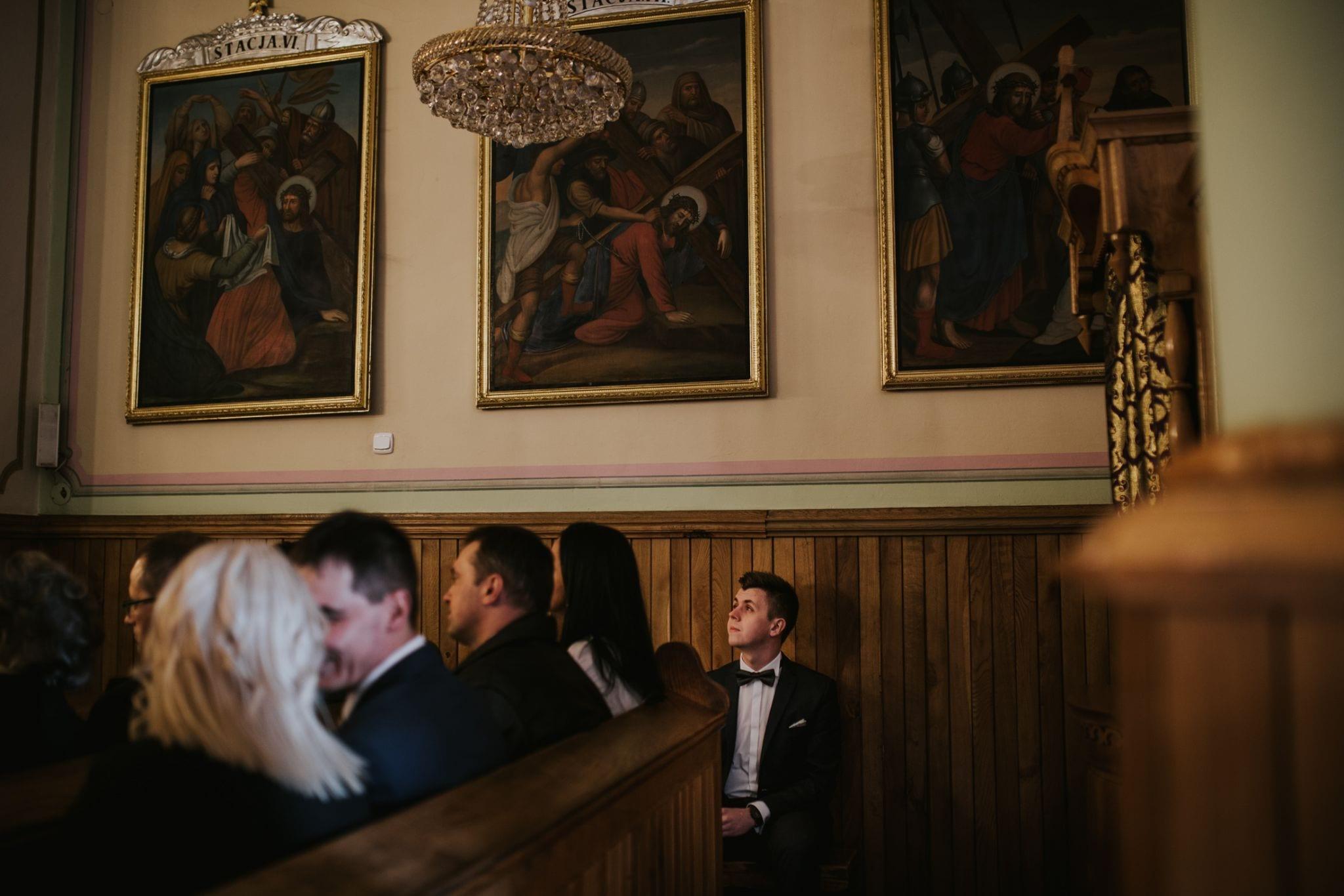 Kasia & Bartosz <br>Ślub w Bielsku-Białej 48