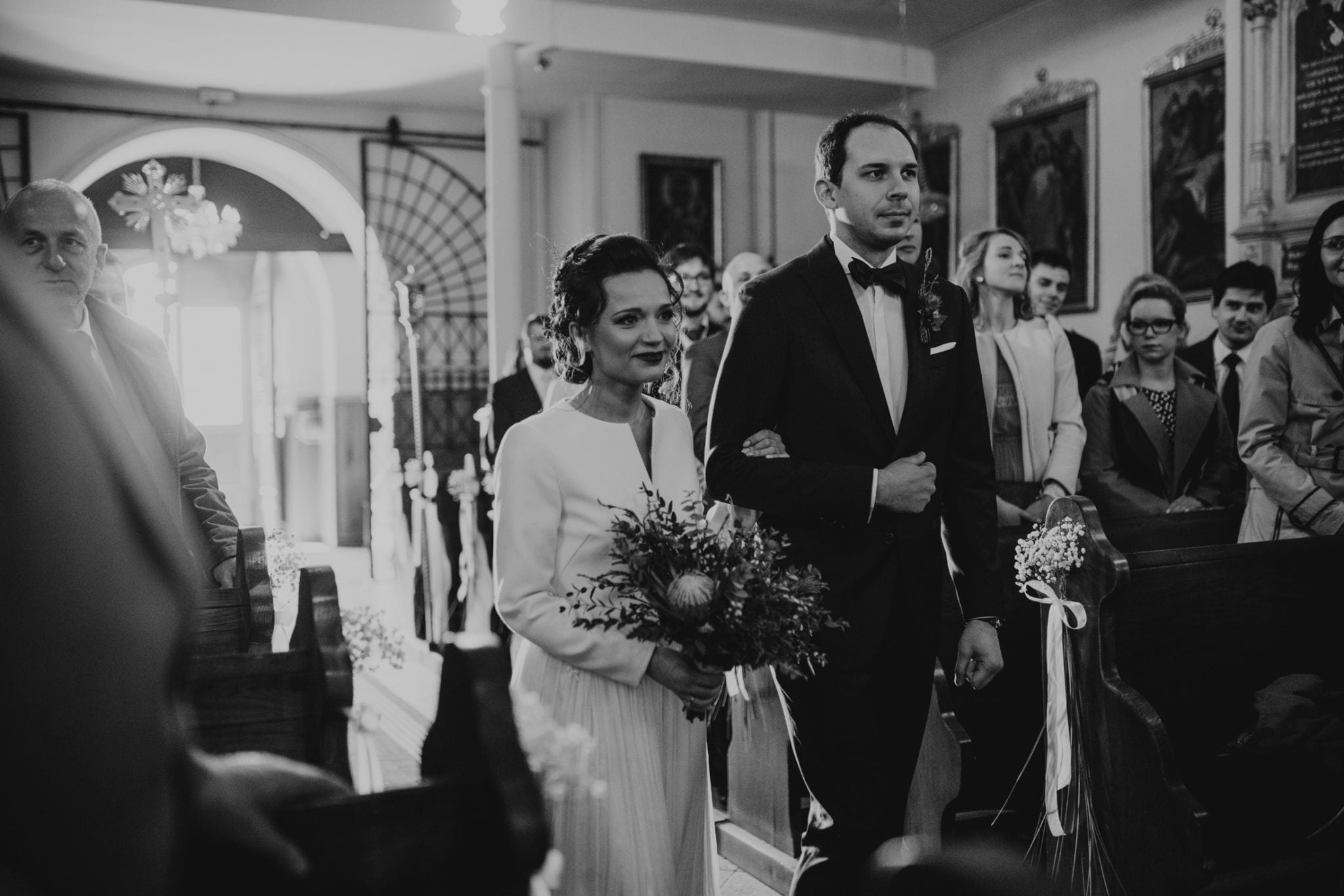 Kasia & Bartosz <br>Ślub w Bielsku-Białej 51