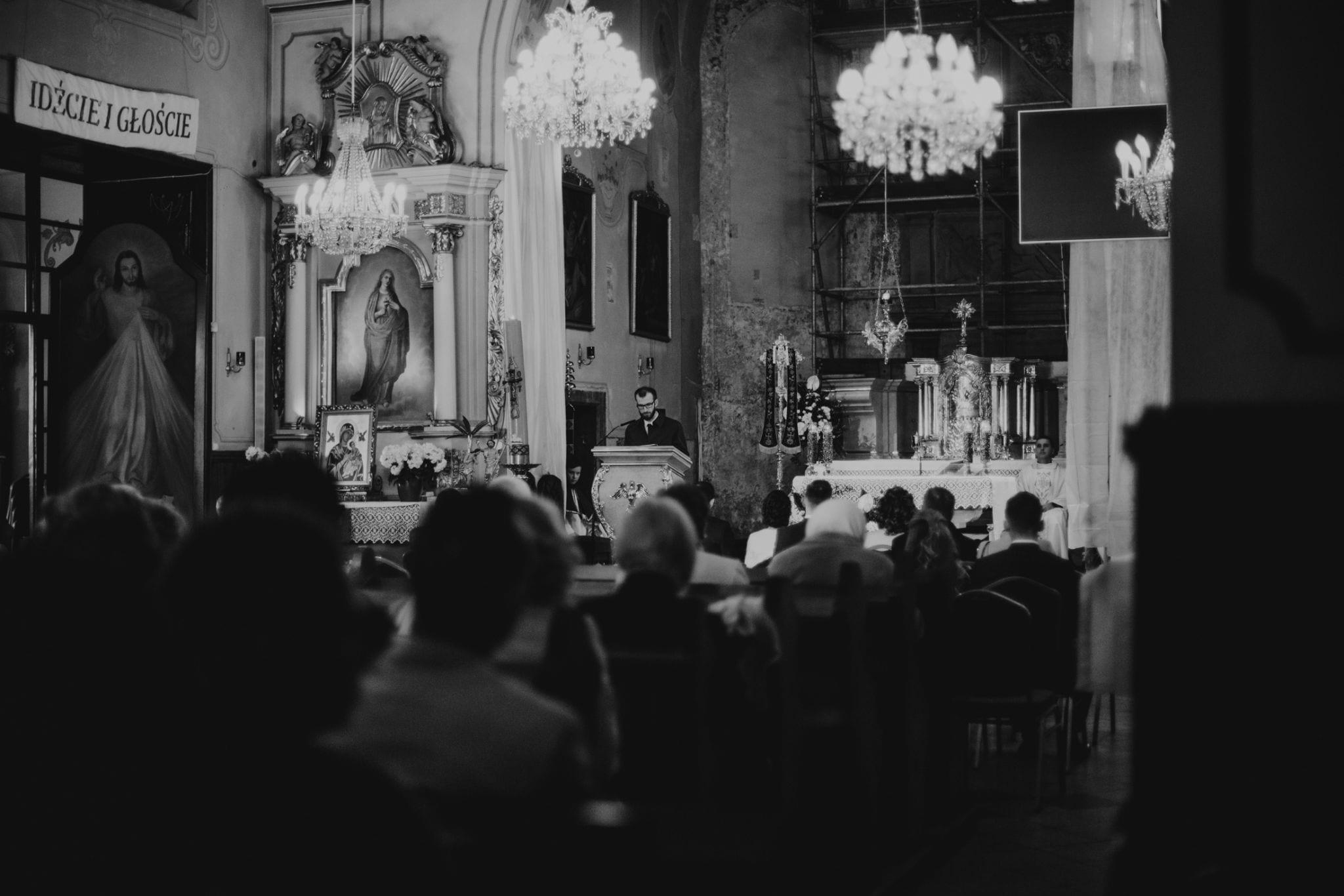 Kasia & Bartosz <br>Ślub w Bielsku-Białej 52