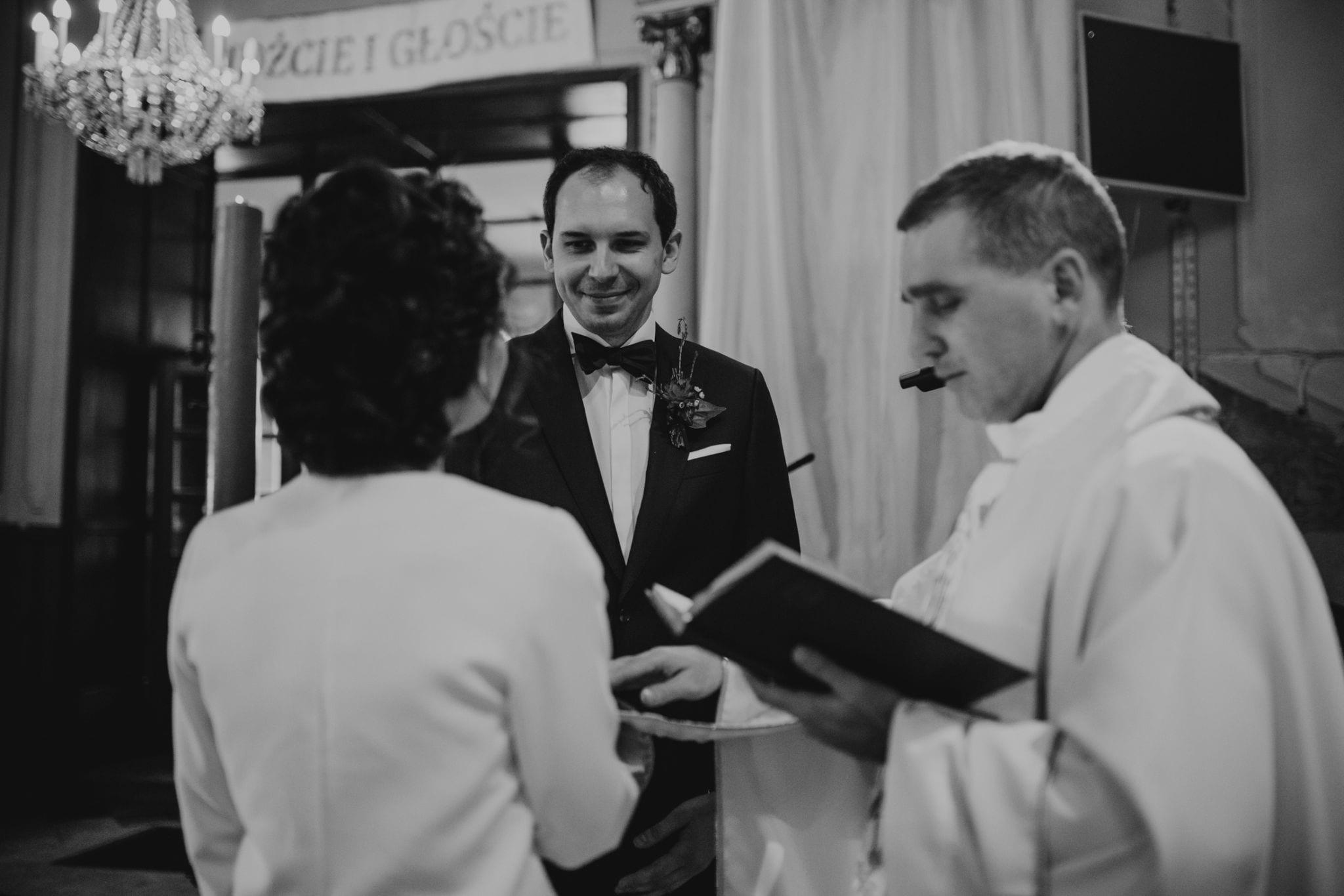 Kasia & Bartosz <br>Ślub w Bielsku-Białej 54