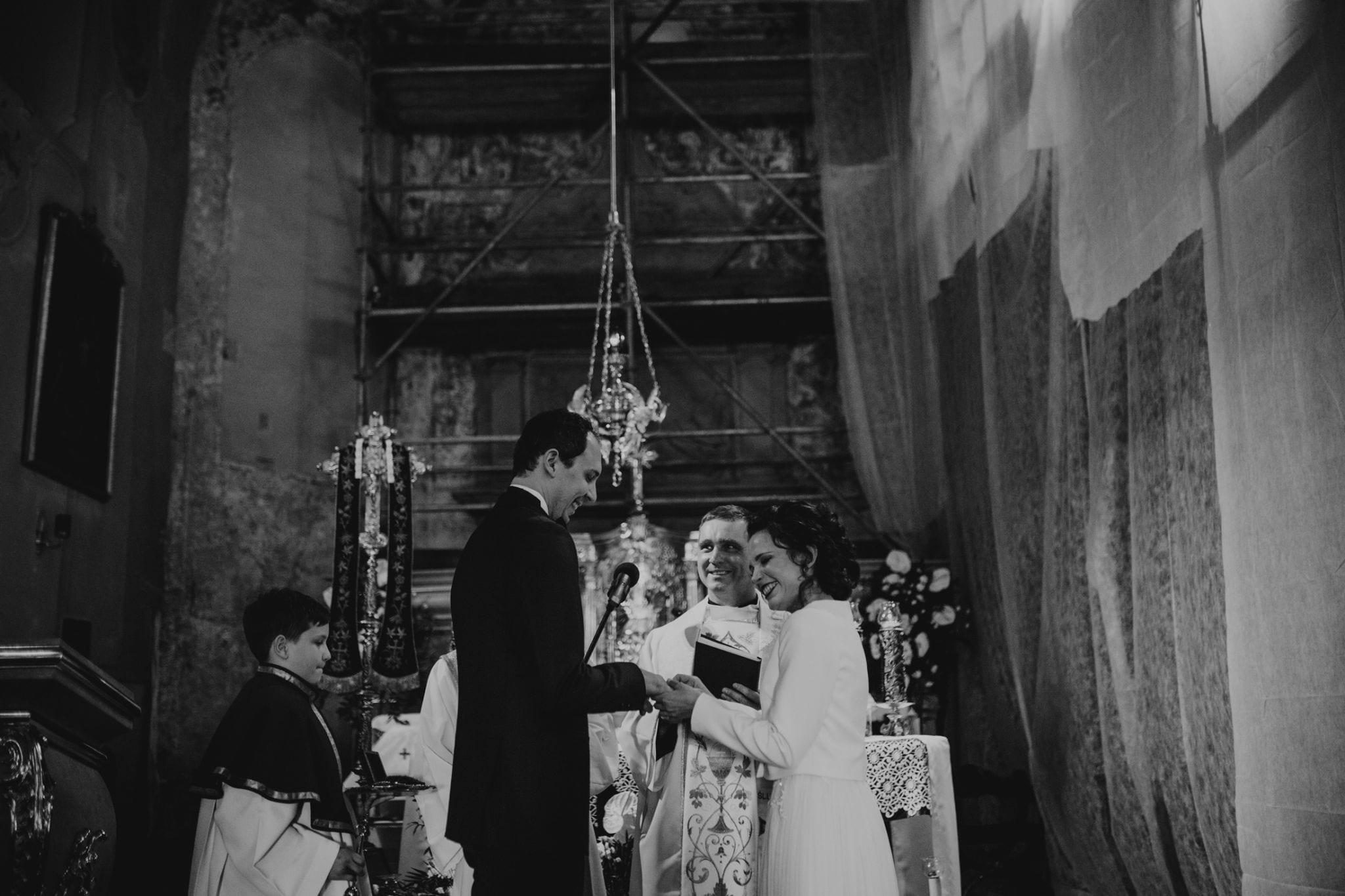 Kasia & Bartosz <br>Ślub w Bielsku-Białej 57