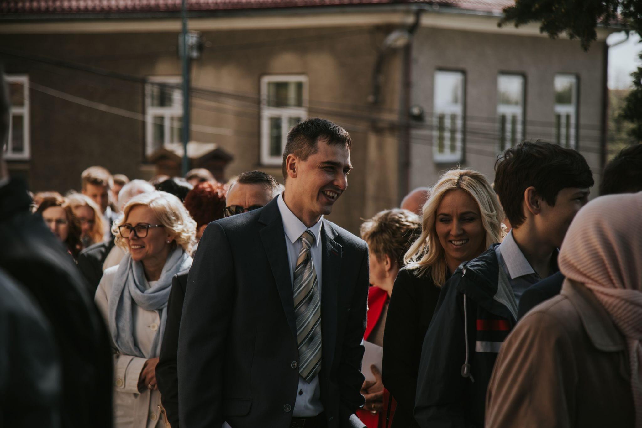 Kasia & Bartosz <br>Ślub w Bielsku-Białej 66