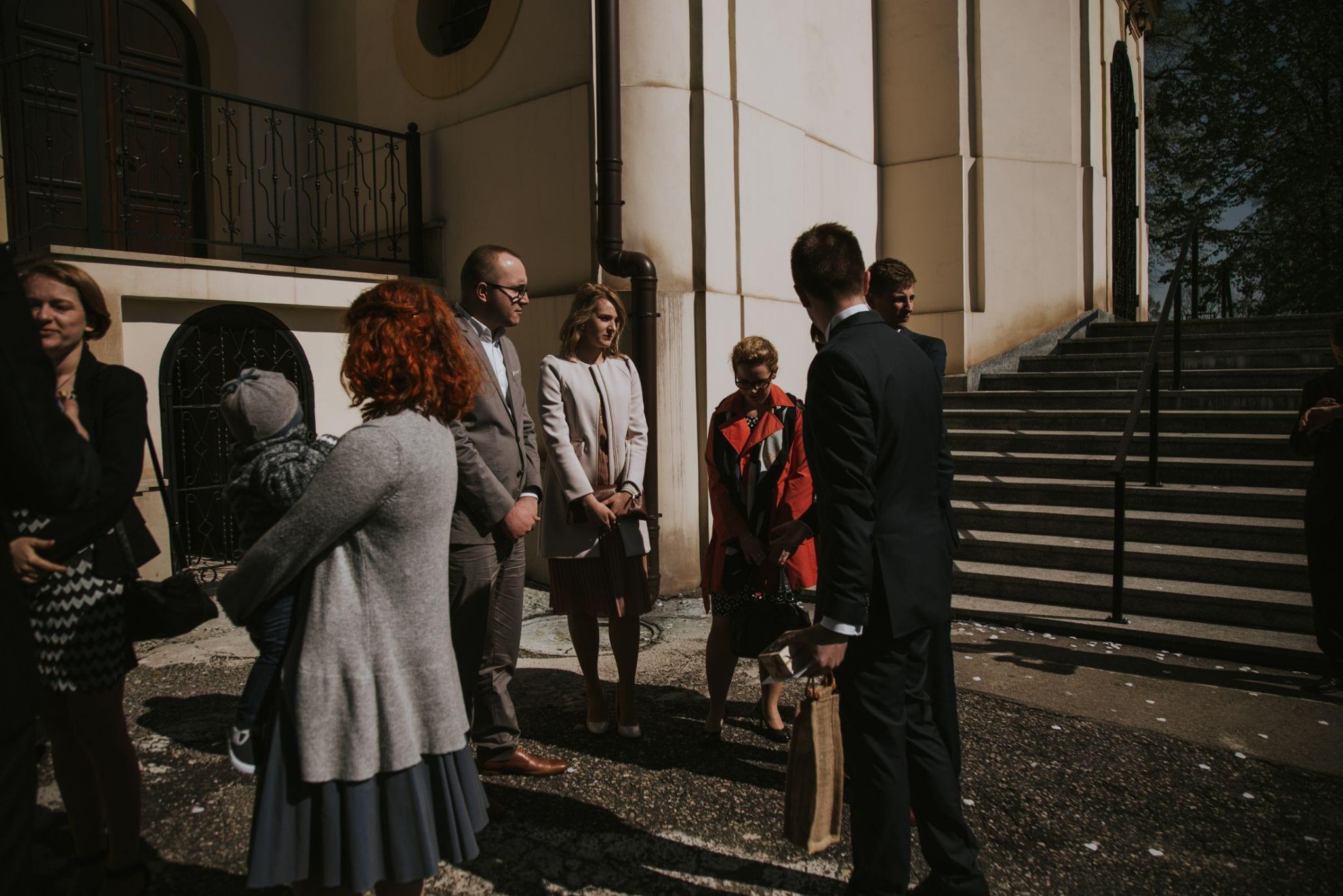 Kasia & Bartosz <br>Ślub w Bielsku-Białej 75