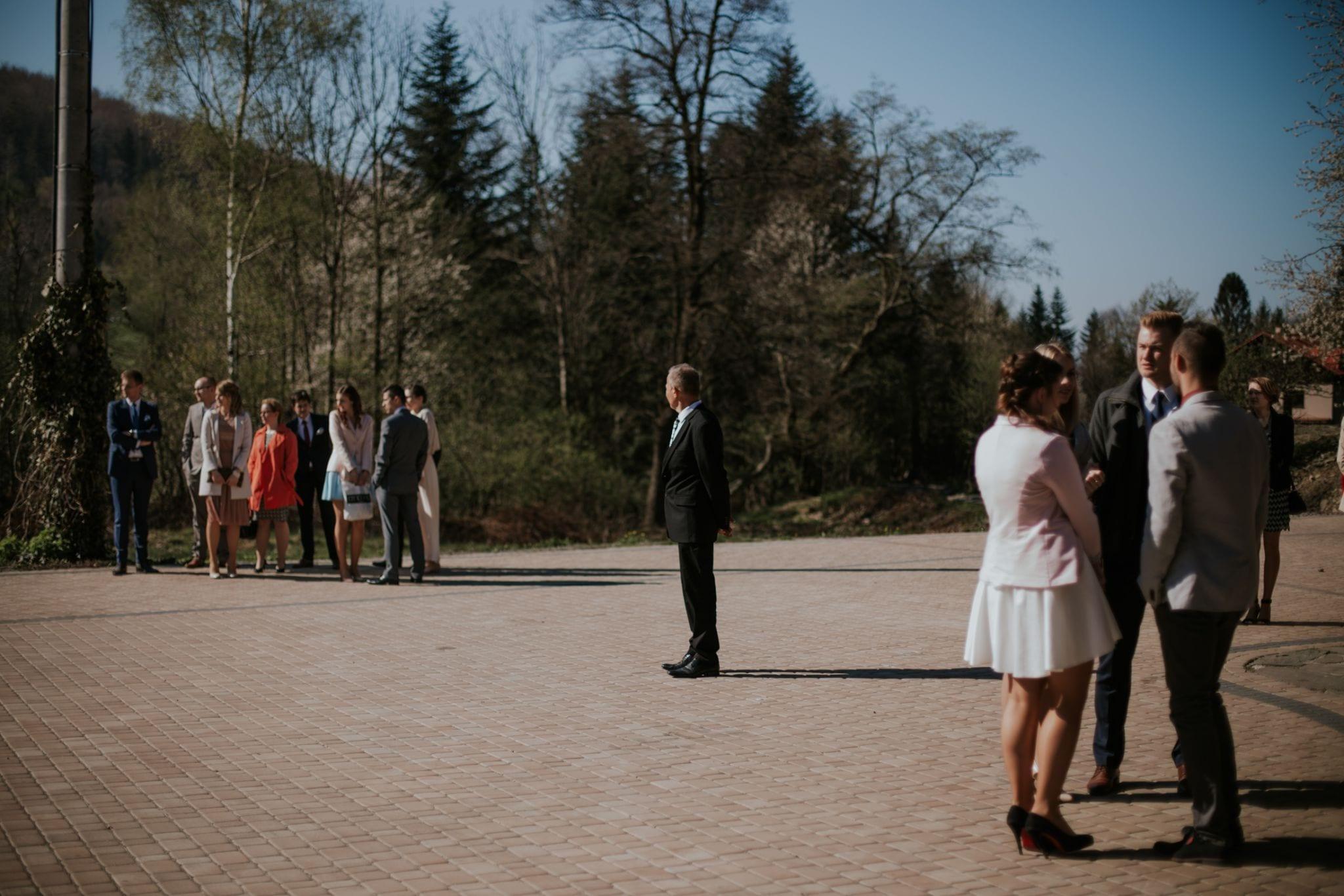 Kasia & Bartosz <br>Ślub w Bielsku-Białej 88