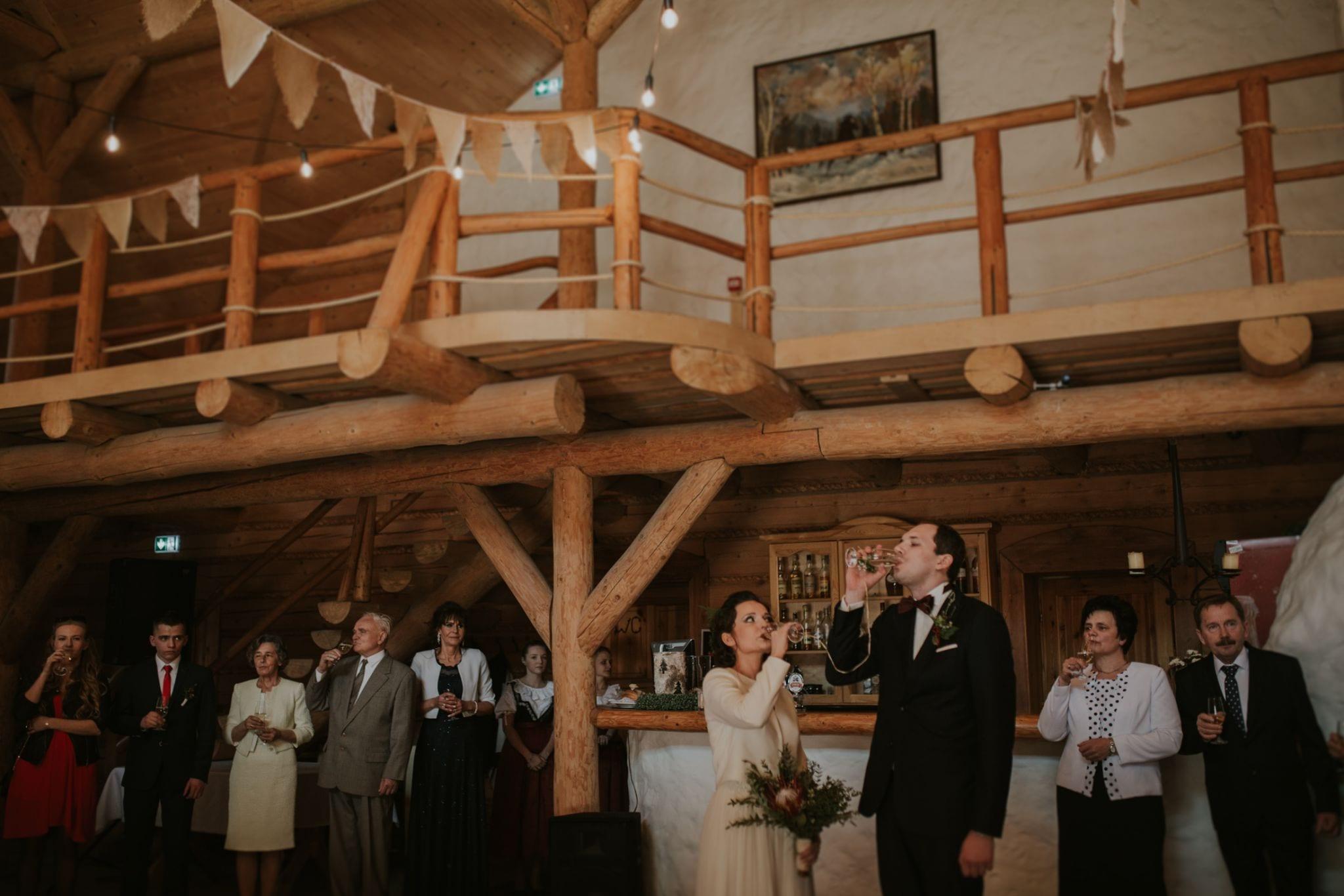 Kasia & Bartosz <br>Ślub w Bielsku-Białej 92