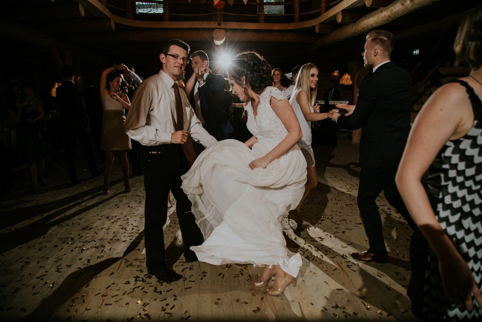 Kasia & Bartosz <br>Ślub w Bielsku-Białej 126