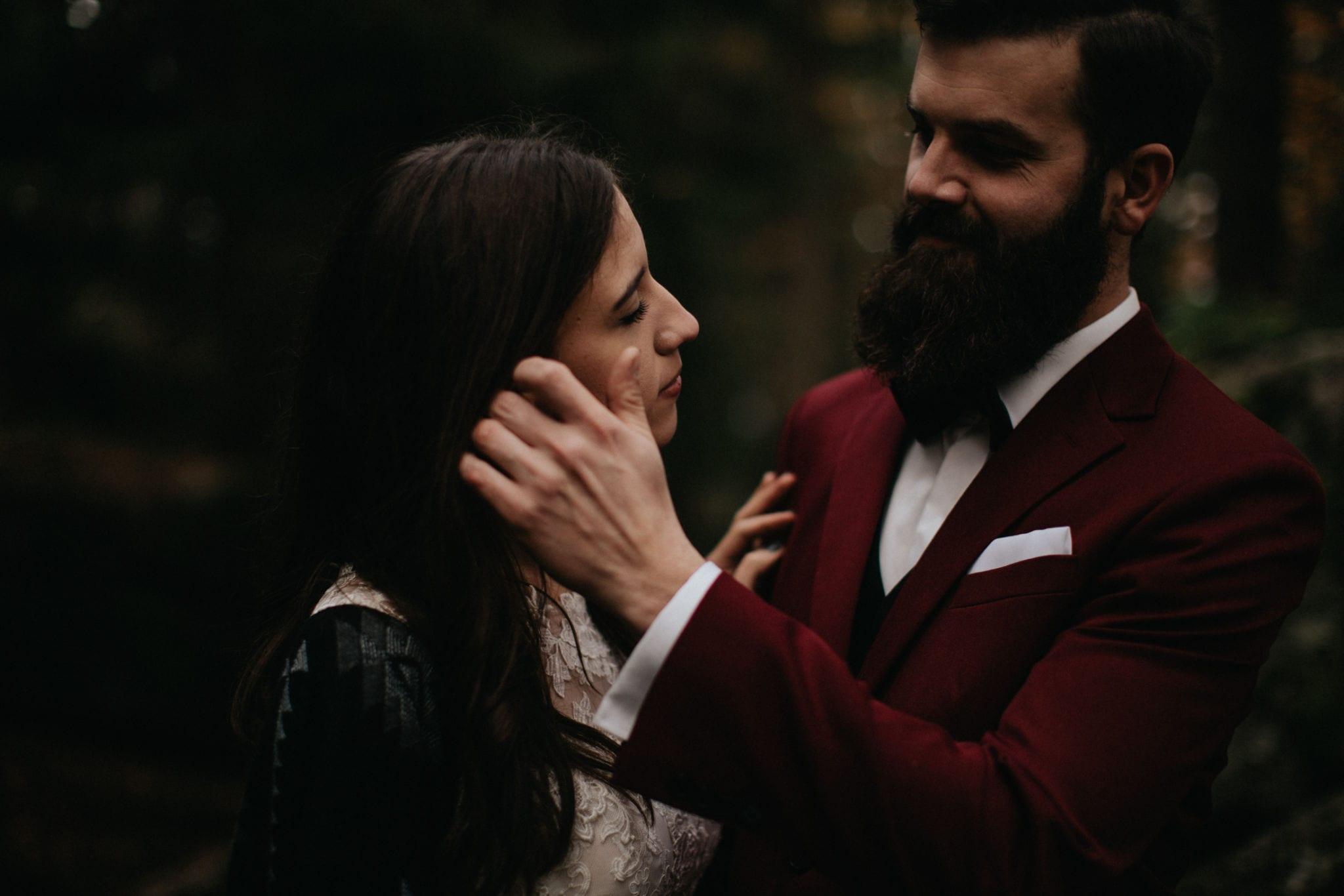 Sylwia & Konrad <br>Sesja ślubna na Dolnym Śląsku 72