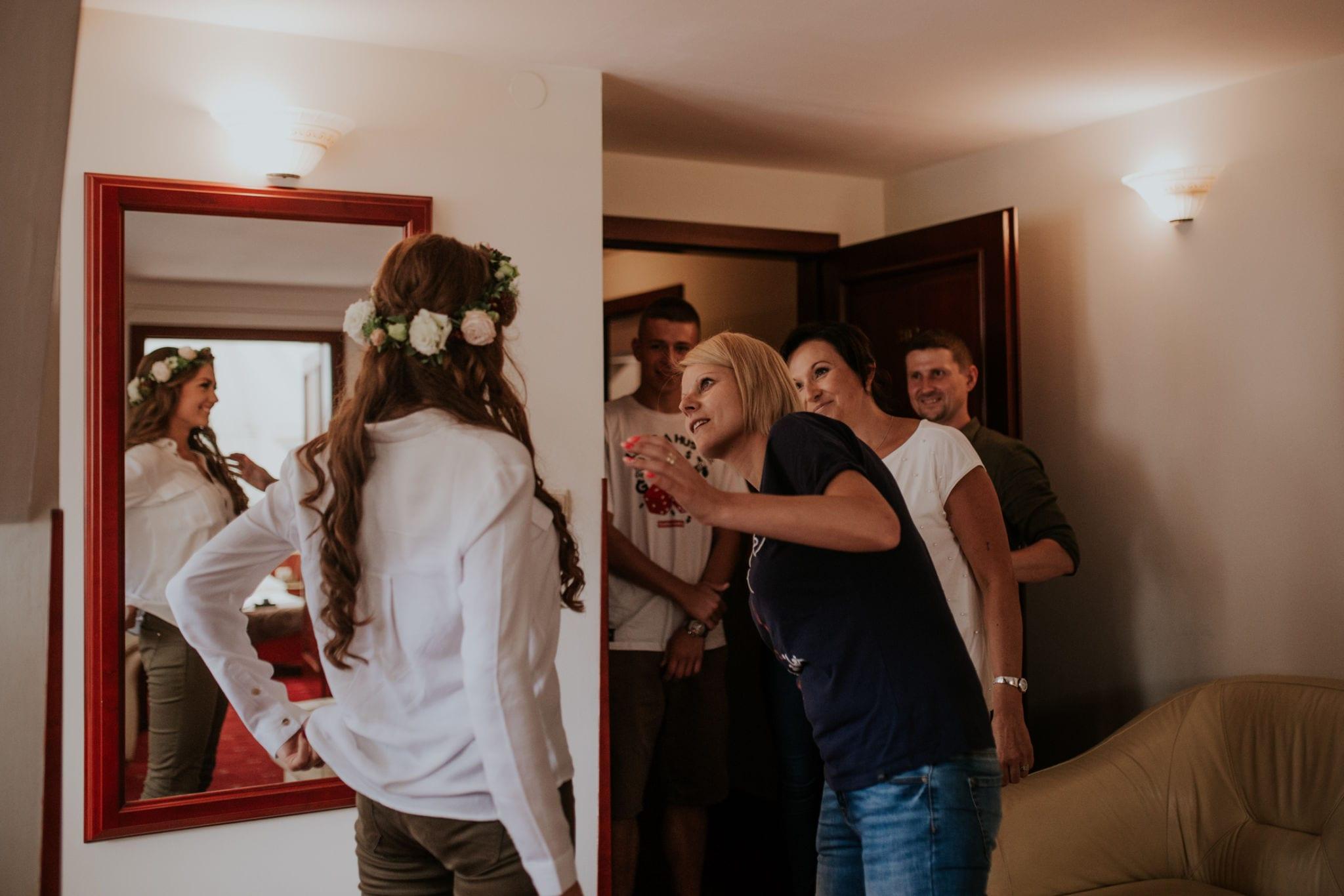 Kasia & Tomek <br>Ślub w Szczyrku 193