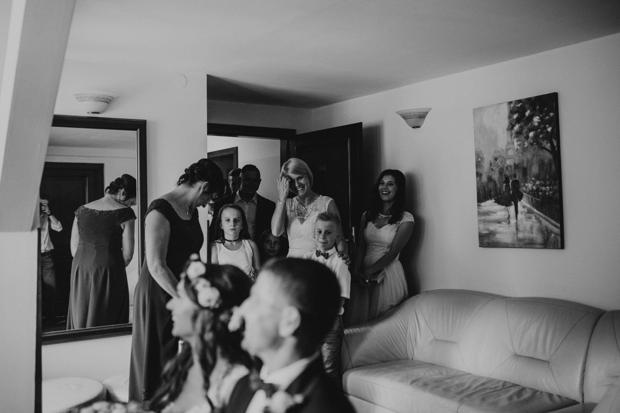 Kasia & Tomek <br>Ślub w Szczyrku 214