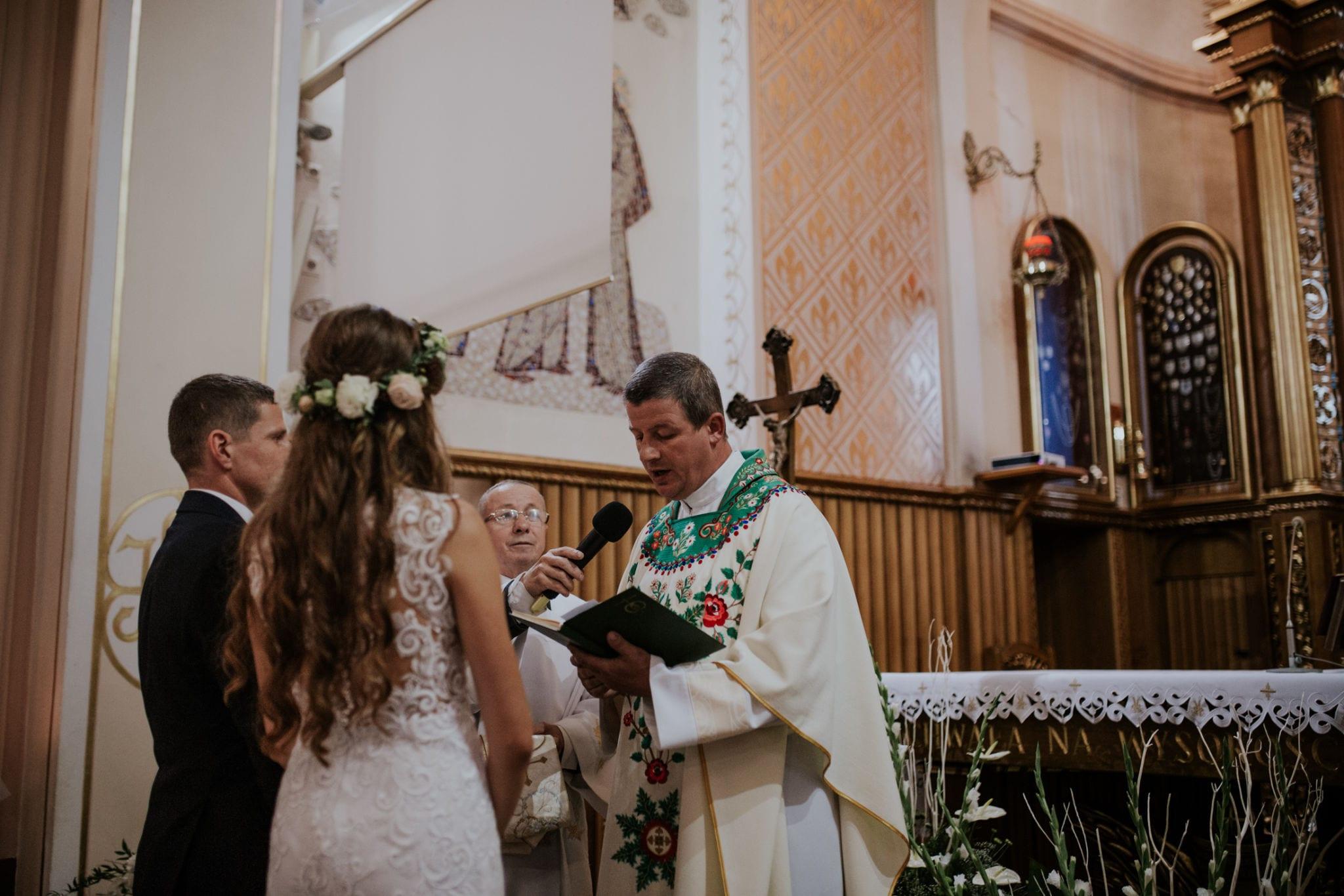 Kasia & Tomek <br>Ślub w Szczyrku 66