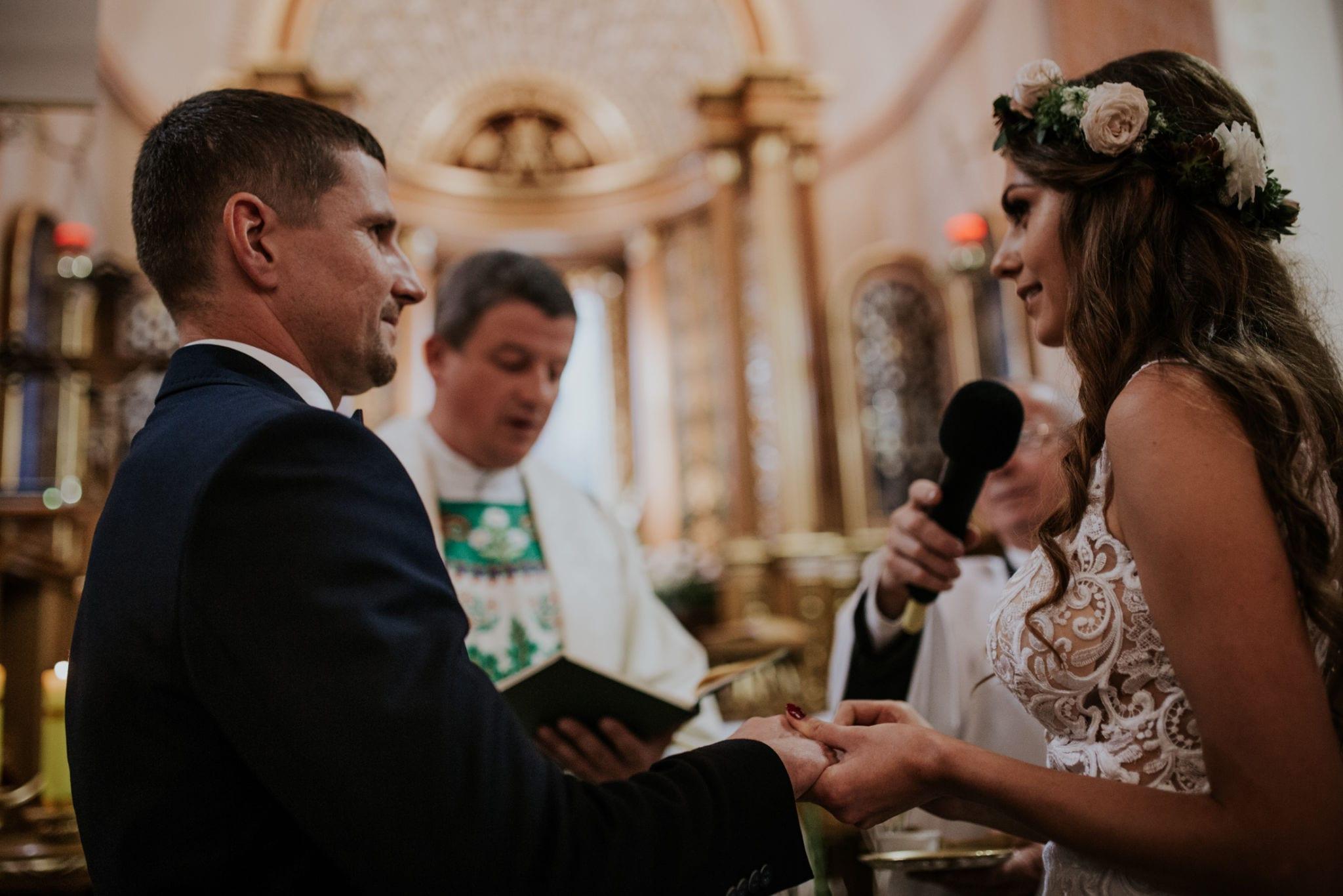 Kasia & Tomek <br>Ślub w Szczyrku 70