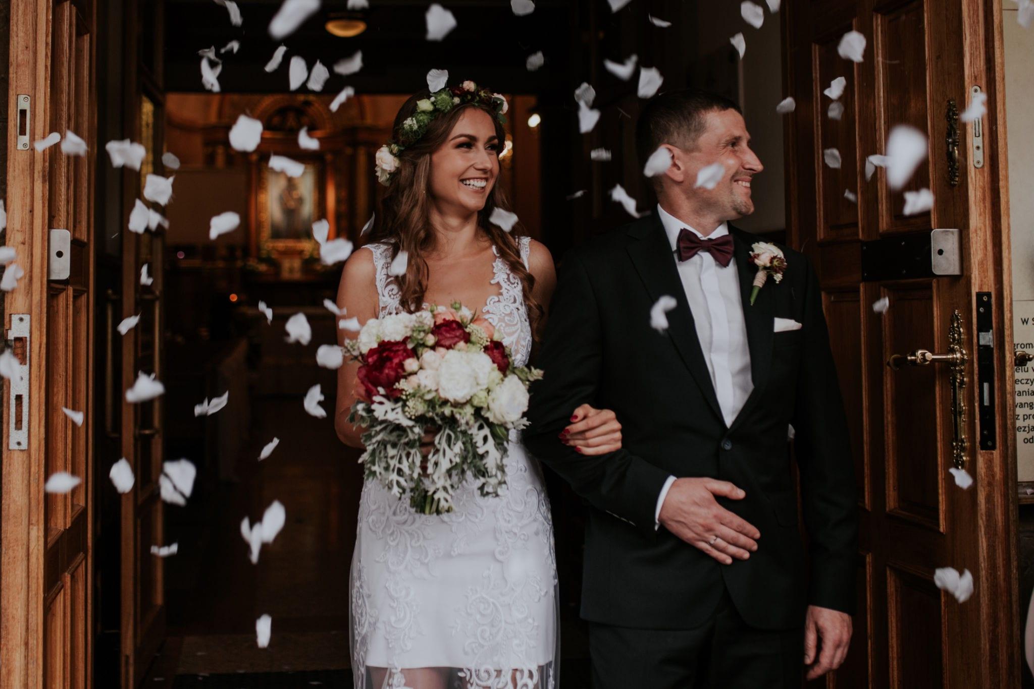 Kasia & Tomek <br>Ślub w Szczyrku 244