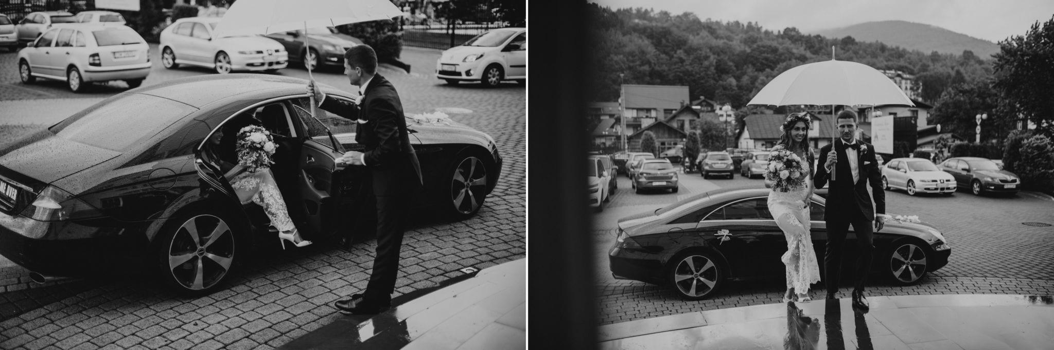 Kasia & Tomek <br>Ślub w Szczyrku 90