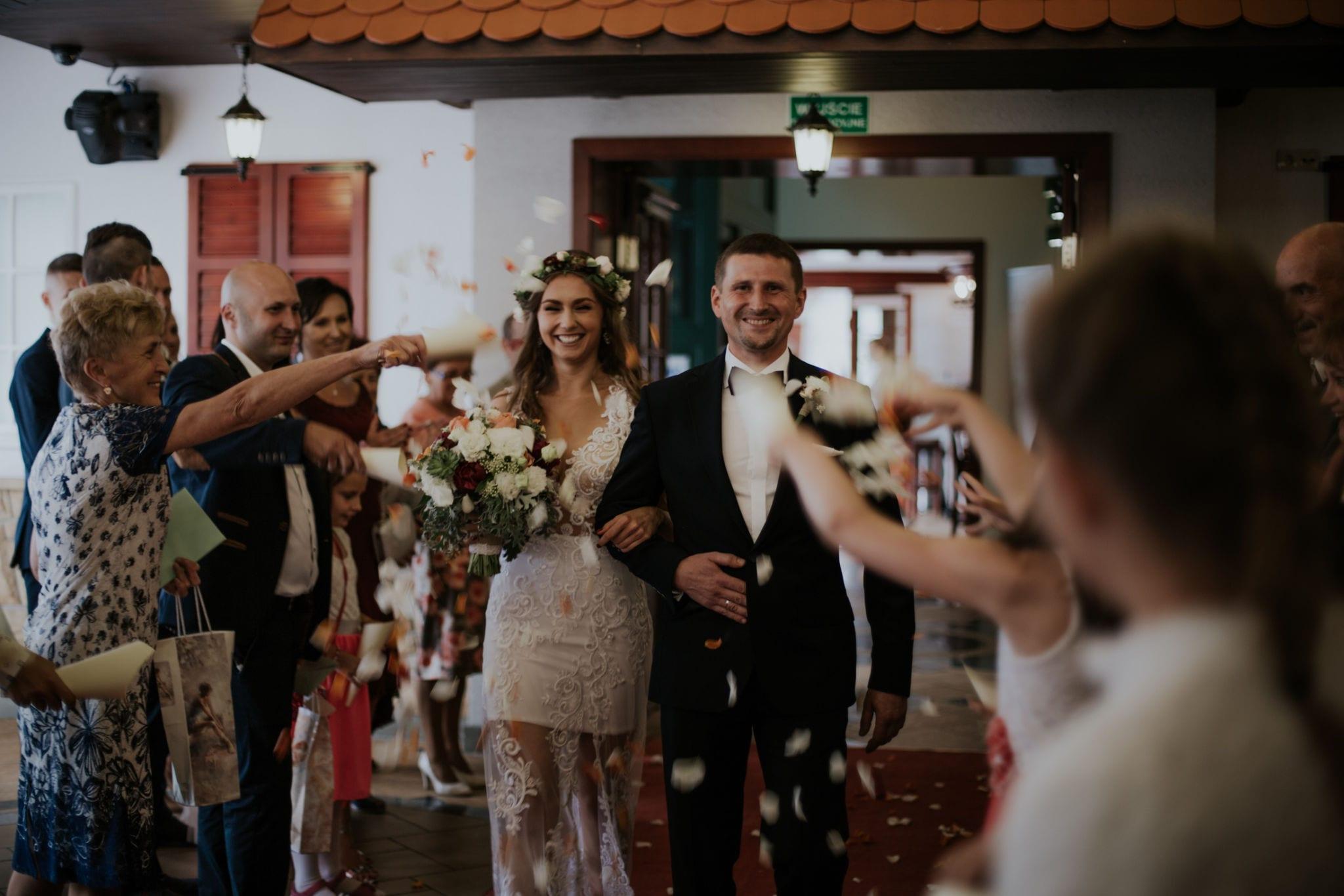 Kasia & Tomek <br>Ślub w Szczyrku 92