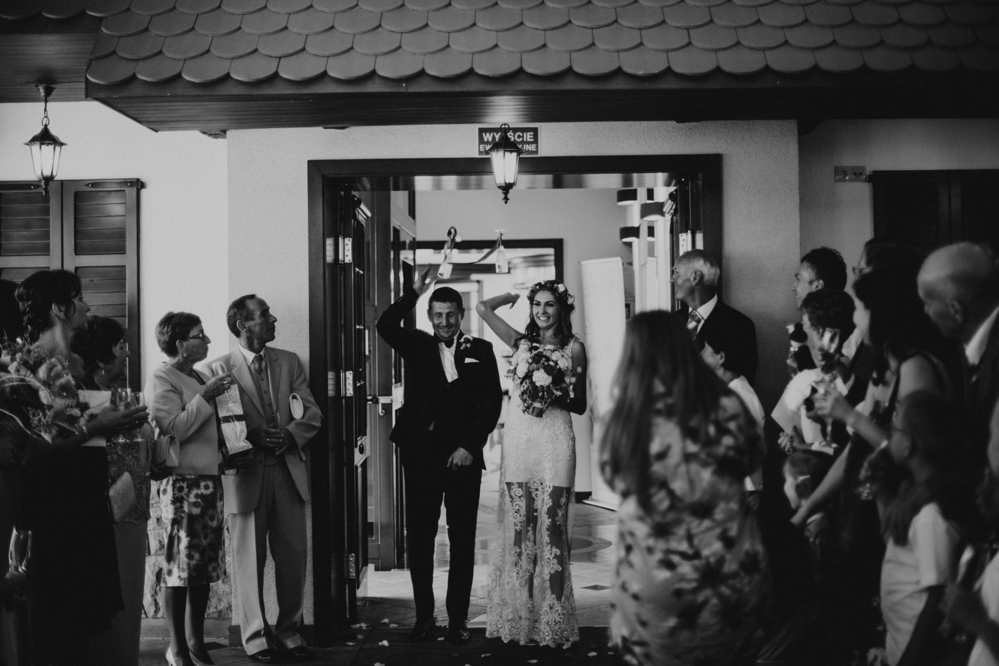 Kasia & Tomek <br>Ślub w Szczyrku 95