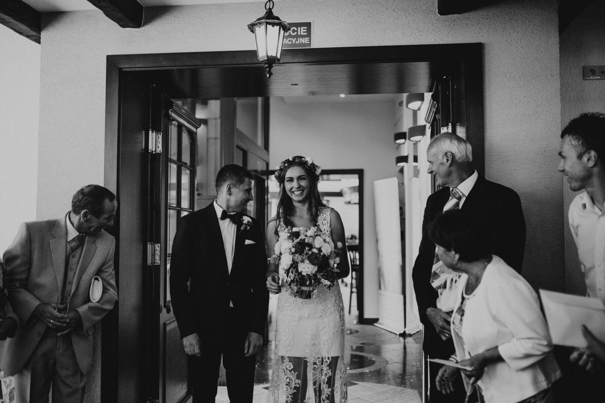 Kasia & Tomek <br>Ślub w Szczyrku 96