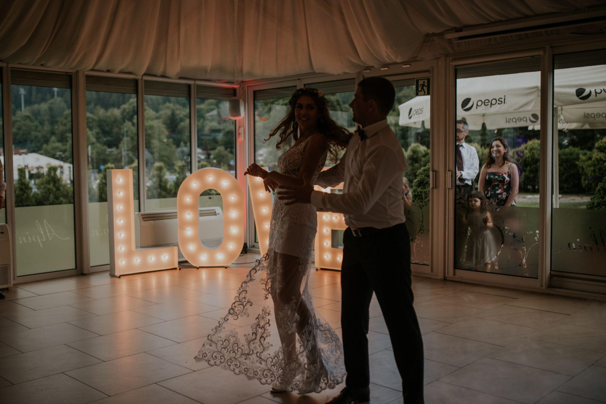 Kasia & Tomek <br>Ślub w Szczyrku 111