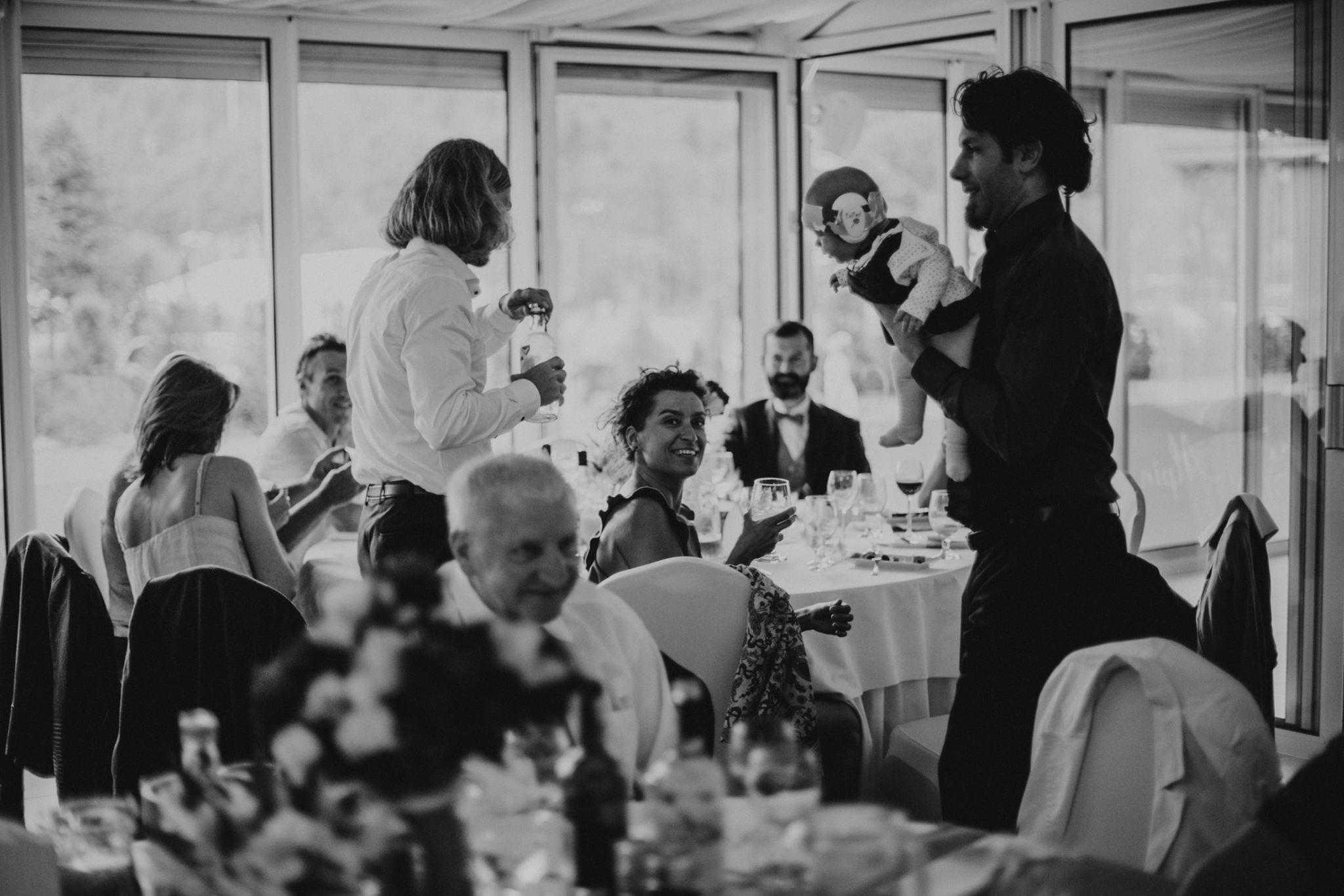 Kasia & Tomek <br>Ślub w Szczyrku 114