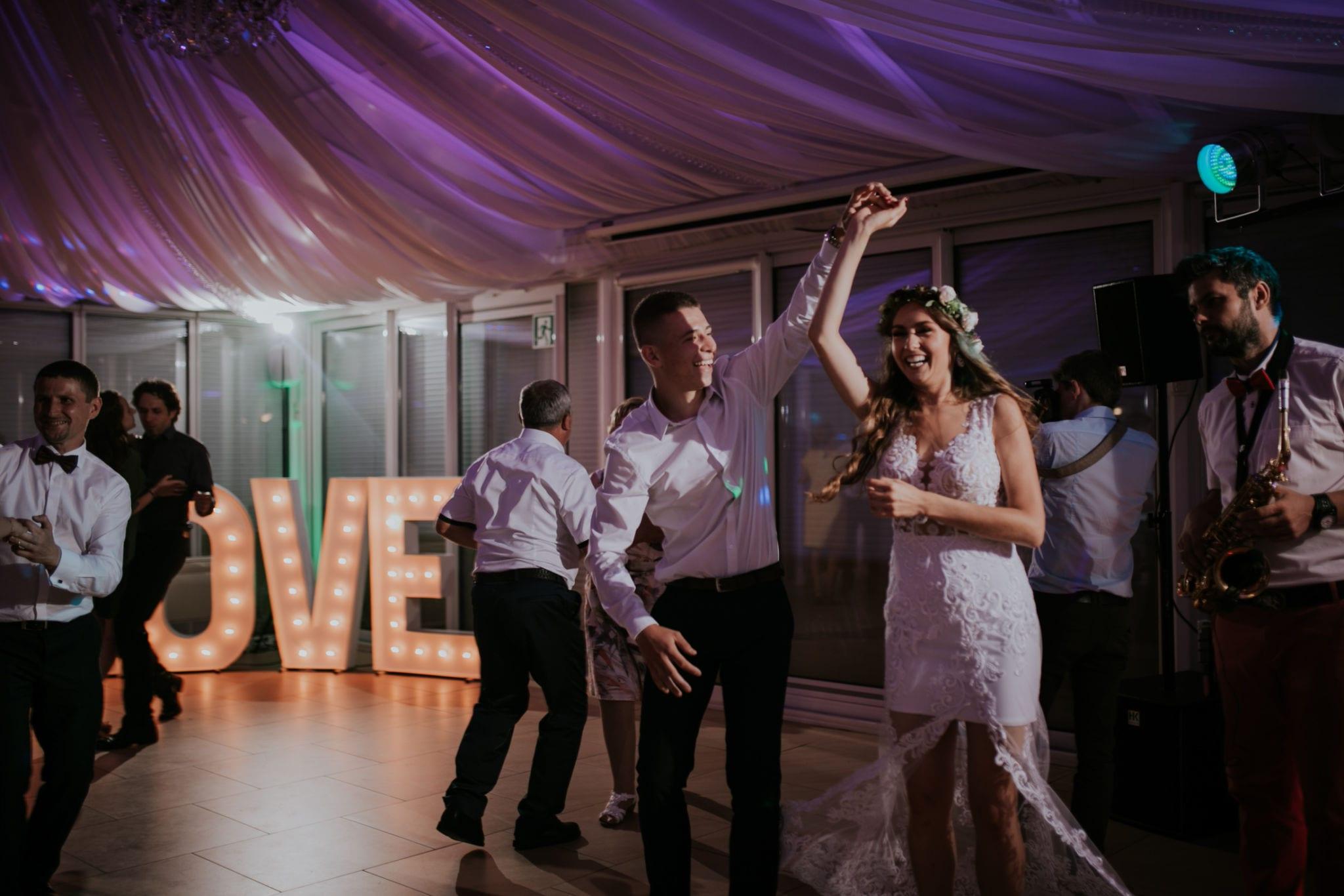 Kasia & Tomek <br>Ślub w Szczyrku 146