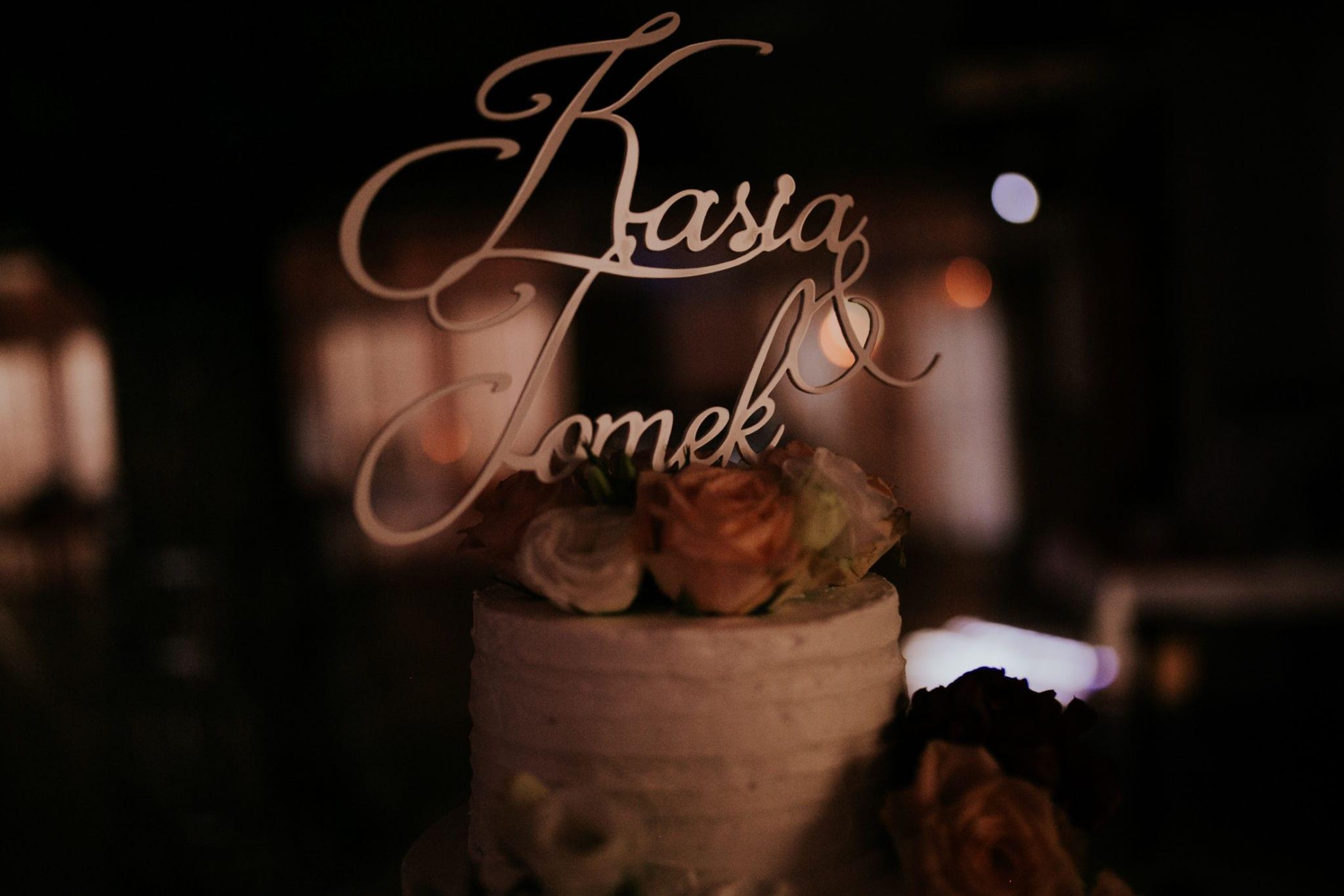 Kasia & Tomek <br>Ślub w Szczyrku 167