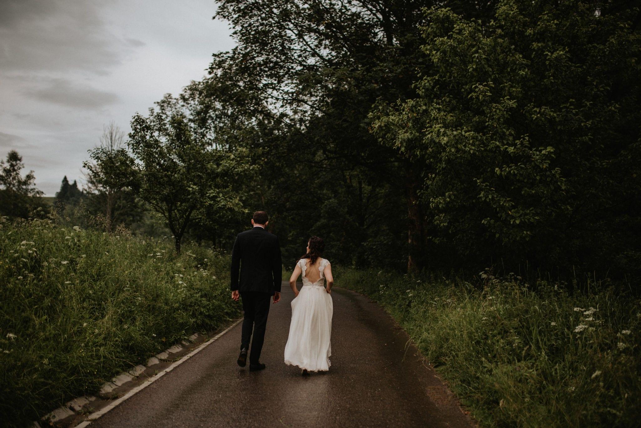Kasia & Bartosz <br>Sesja w Pieninach 30