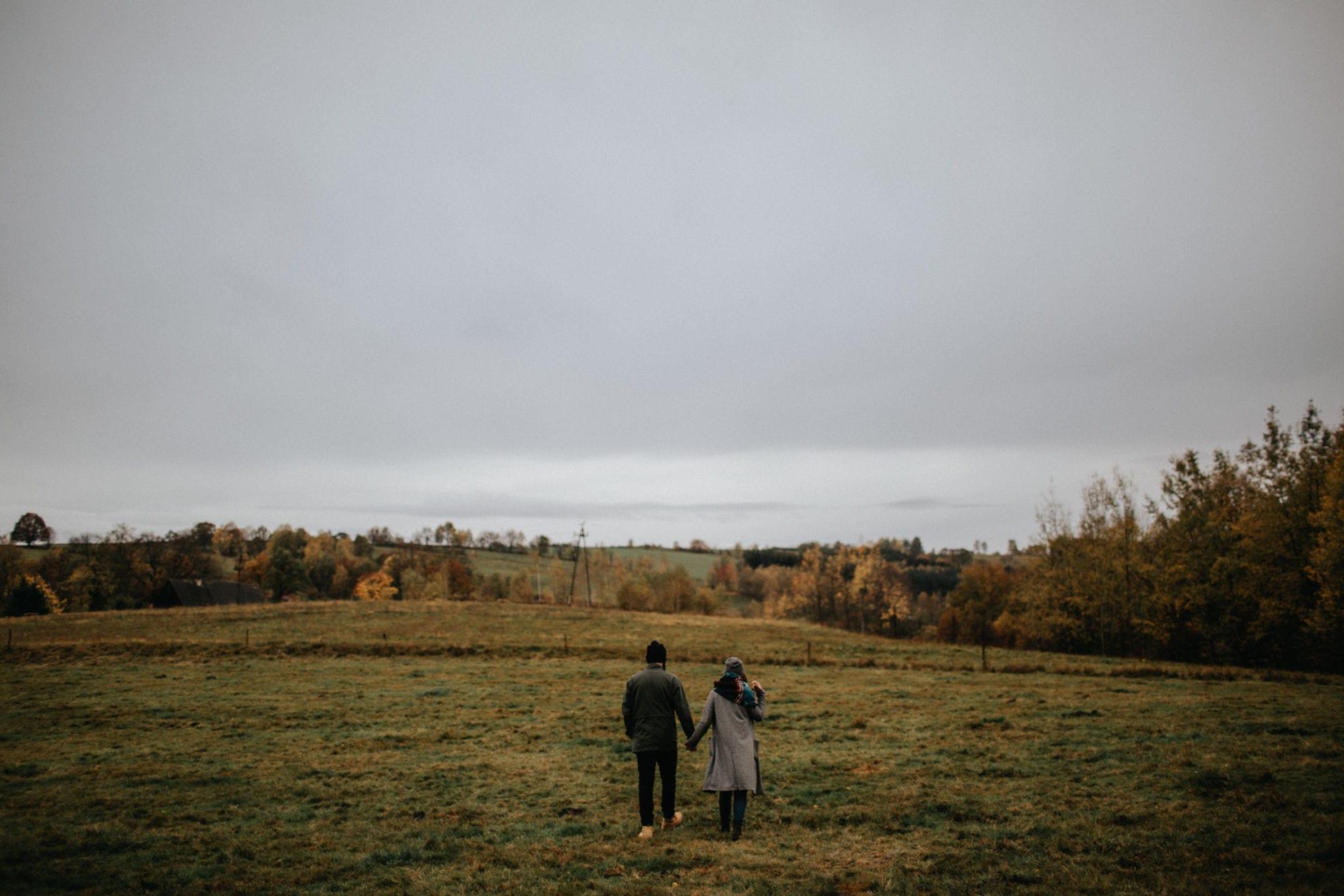 Sylwia & Konrad <br>Sesja ślubna na Dolnym Śląsku 6