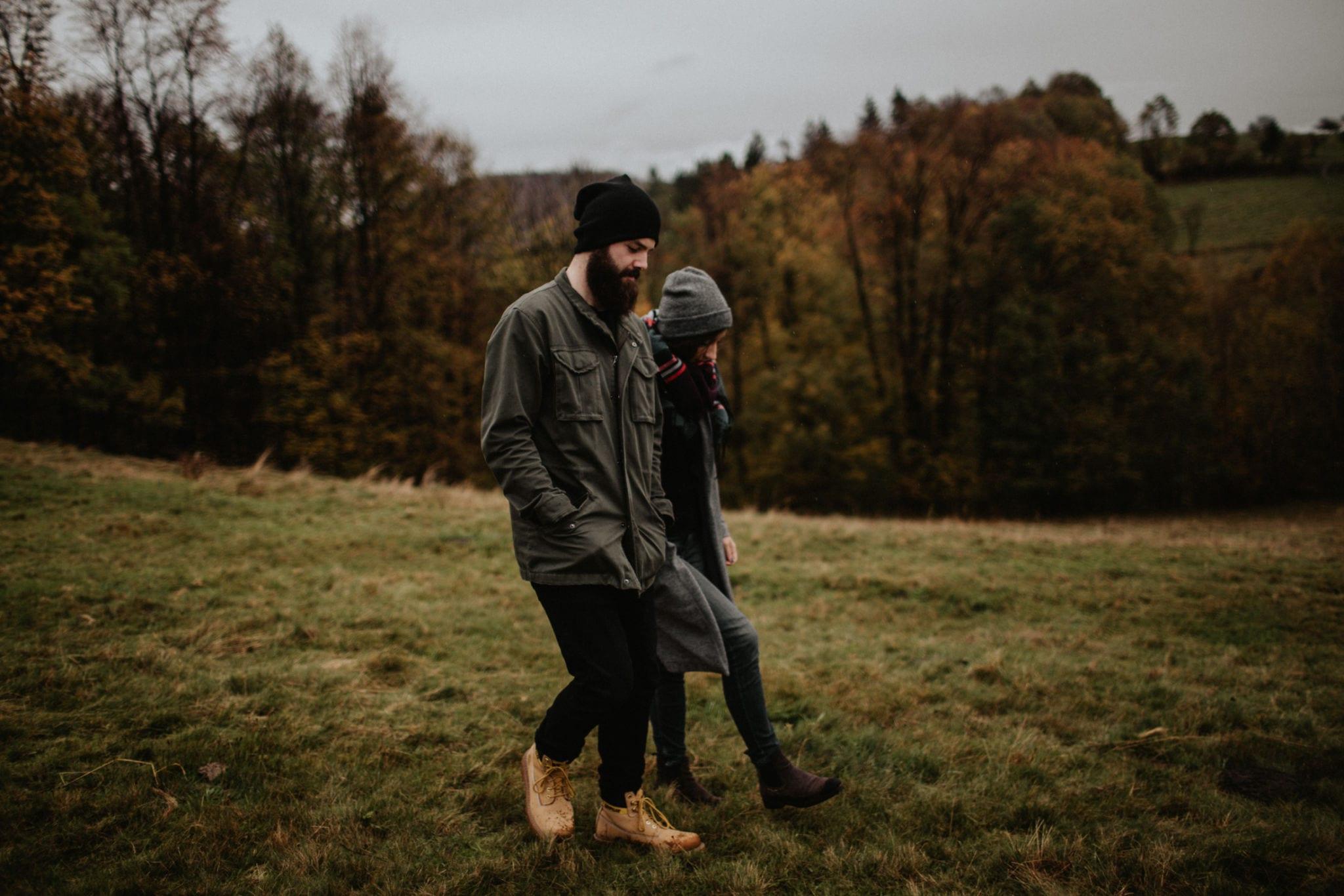 Sylwia & Konrad <br>Sesja ślubna na Dolnym Śląsku 14