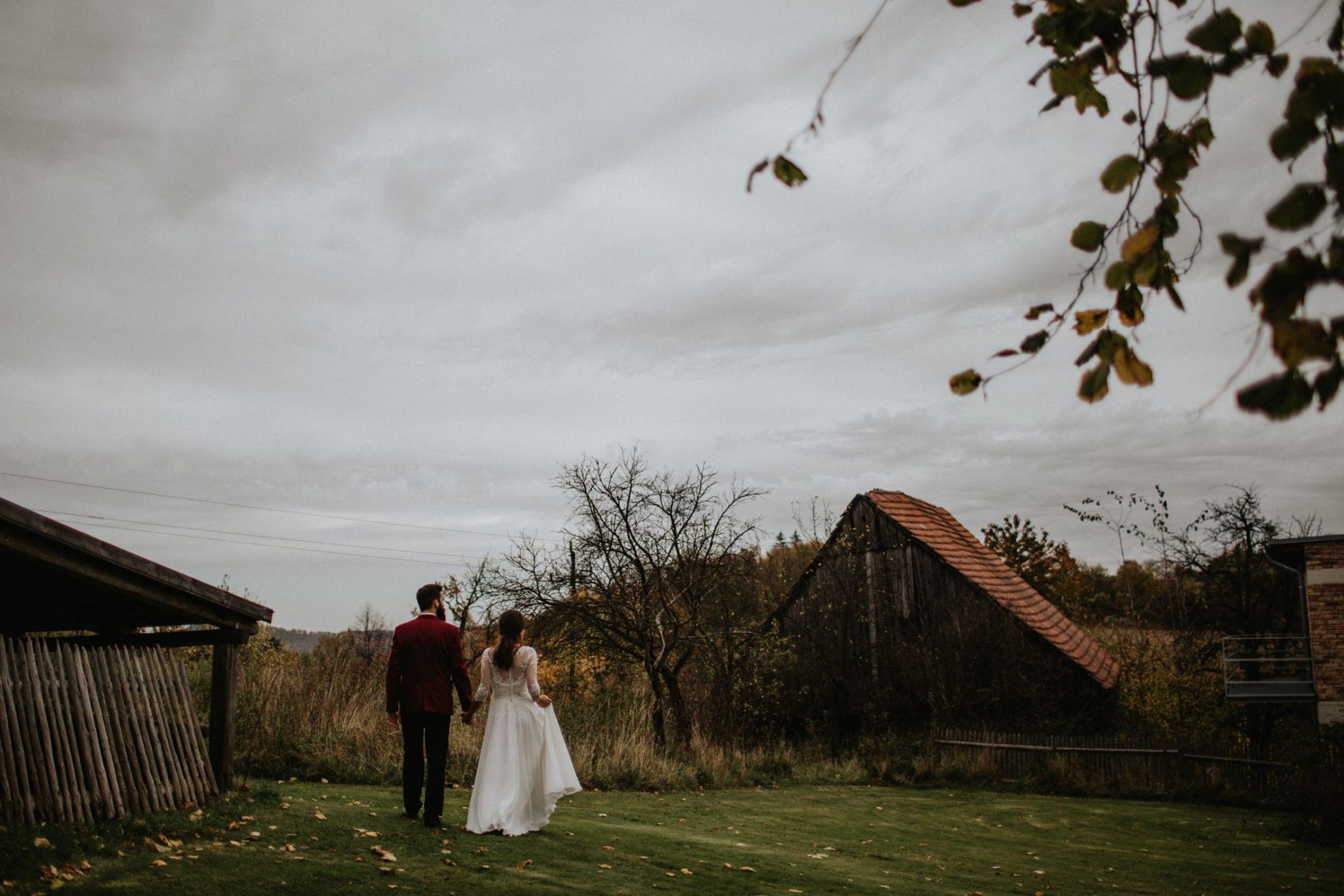 Sylwia & Konrad <br>Sesja na Dolnym Śląsku 29