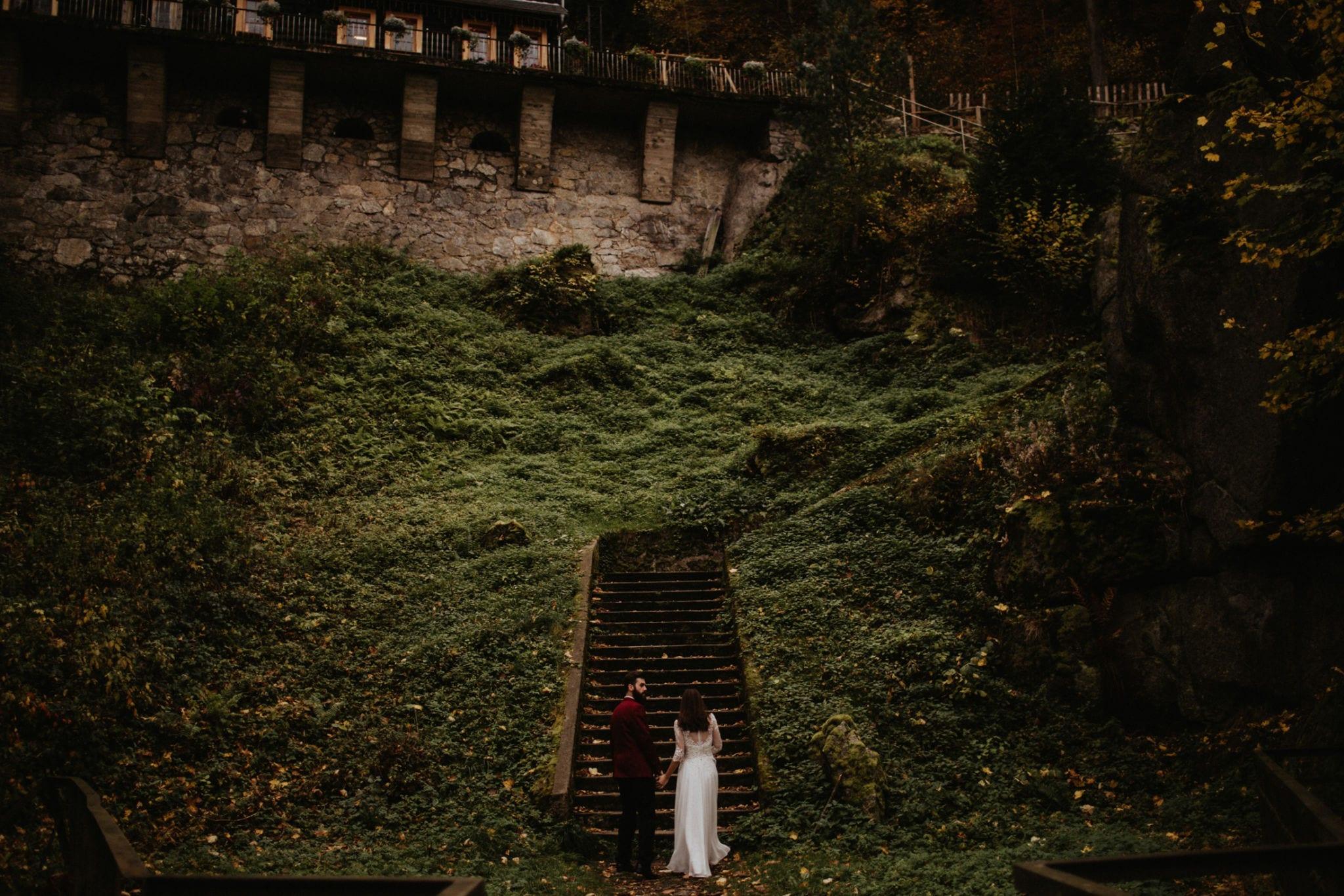 Sylwia & Konrad <br>Sesja ślubna na Dolnym Śląsku 54