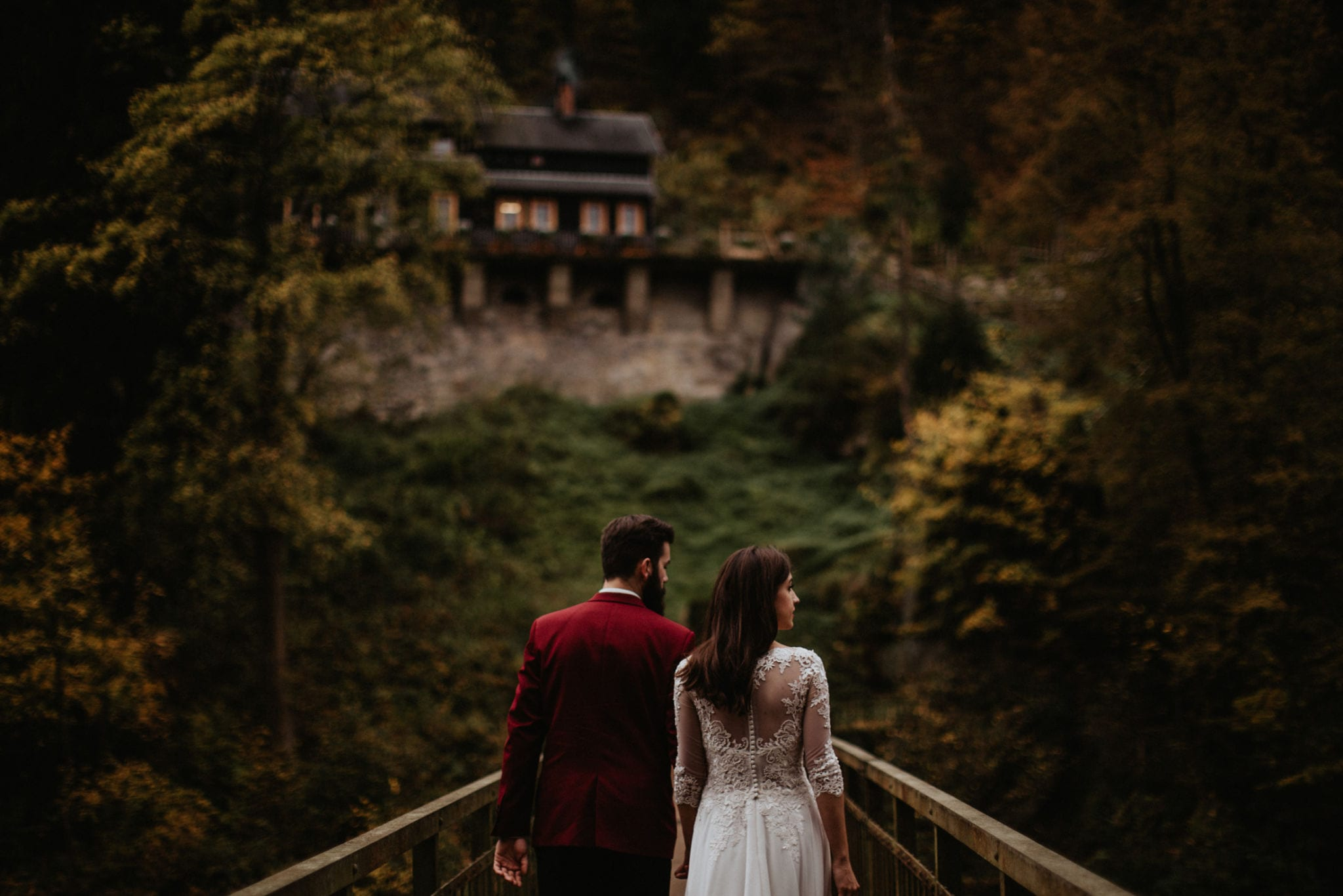 Sylwia & Konrad <br>Sesja ślubna na Dolnym Śląsku 49