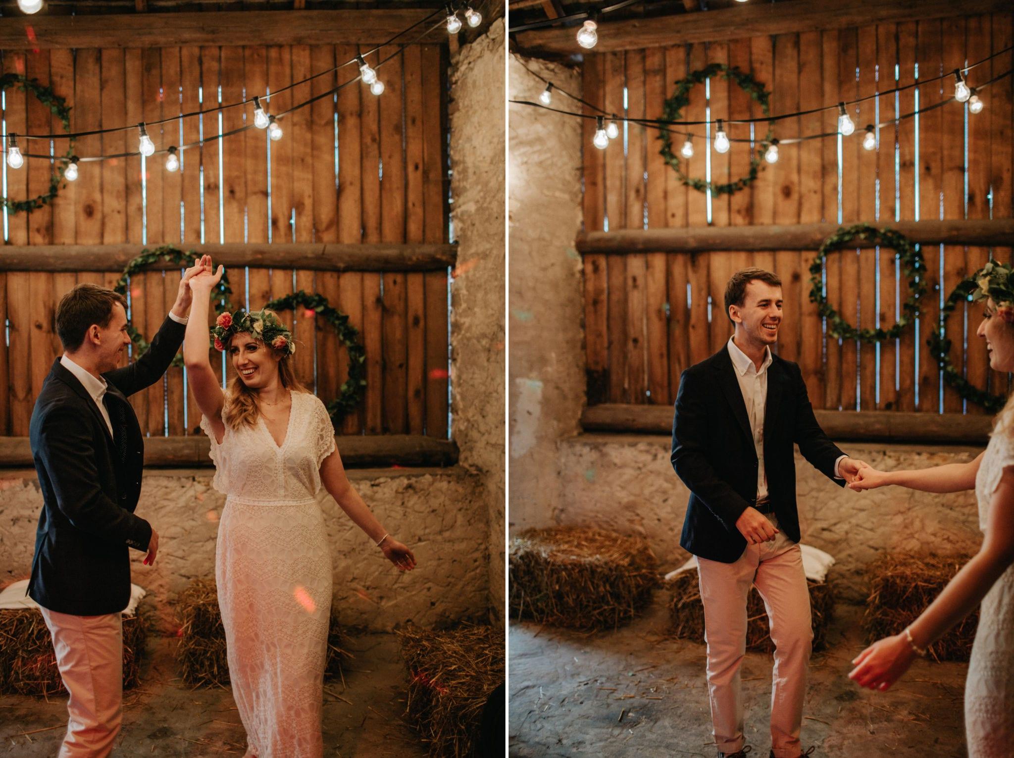 Martyna & Paweł <br>Wesele w stodole 134