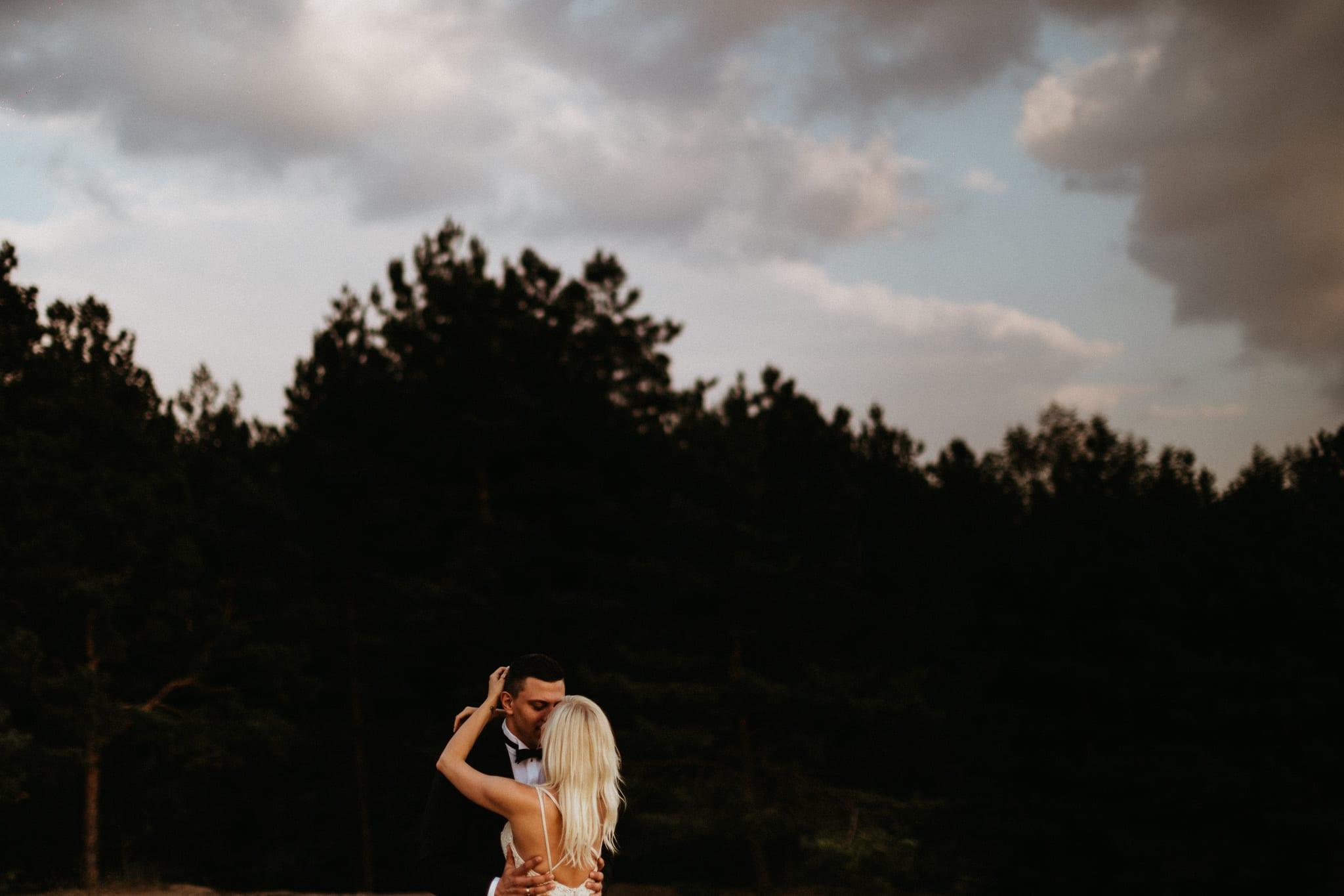 Patrycja & Łukasz <br>Sesja ślubna na pustyni 4