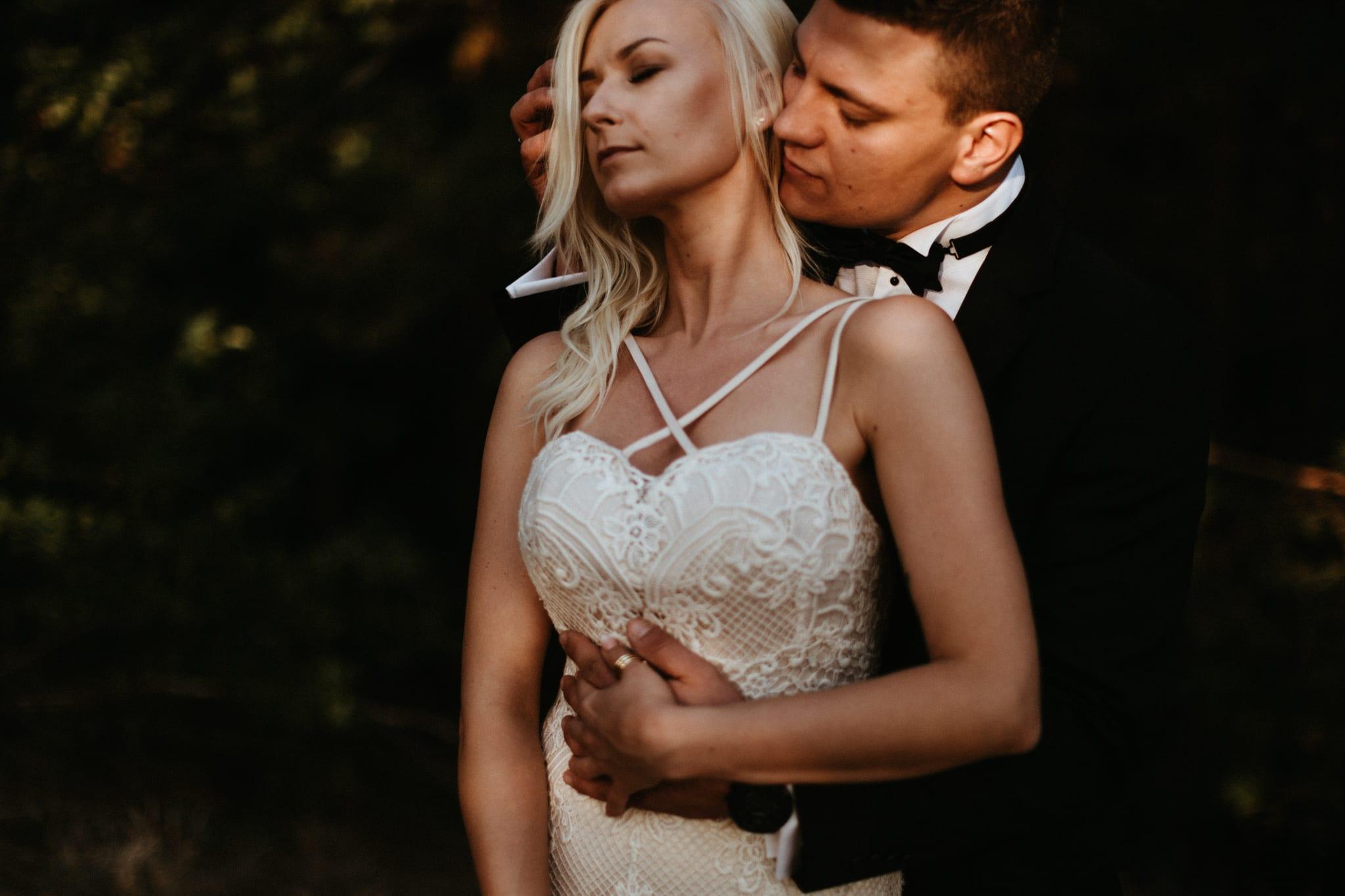 Patrycja & Łukasz <br>Sesja ślubna na pustyni 5