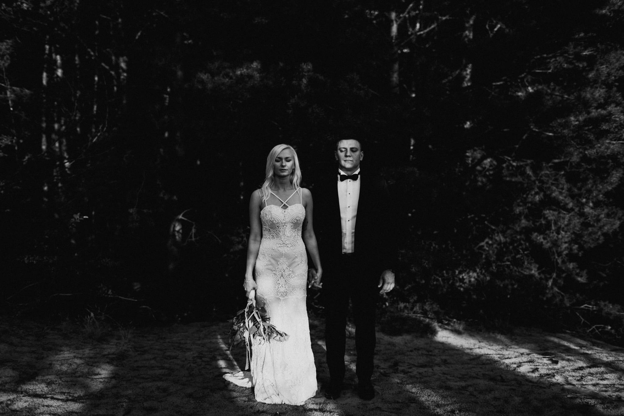 Patrycja & Łukasz <br>Sesja ślubna na pustyni 13