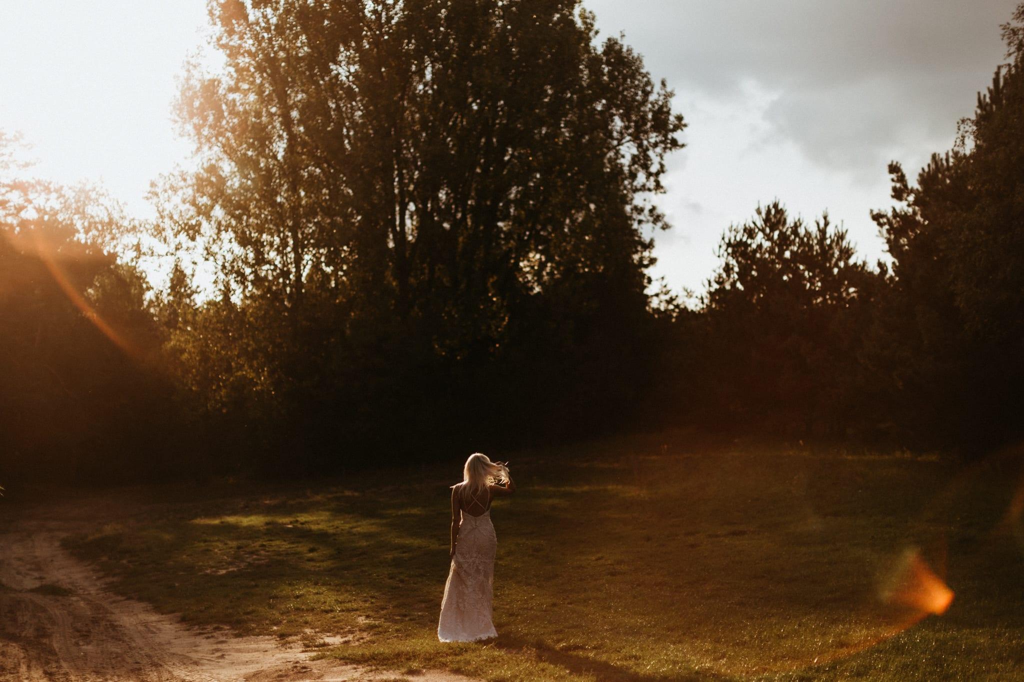 Patrycja & Łukasz <br>Sesja ślubna na pustyni 15