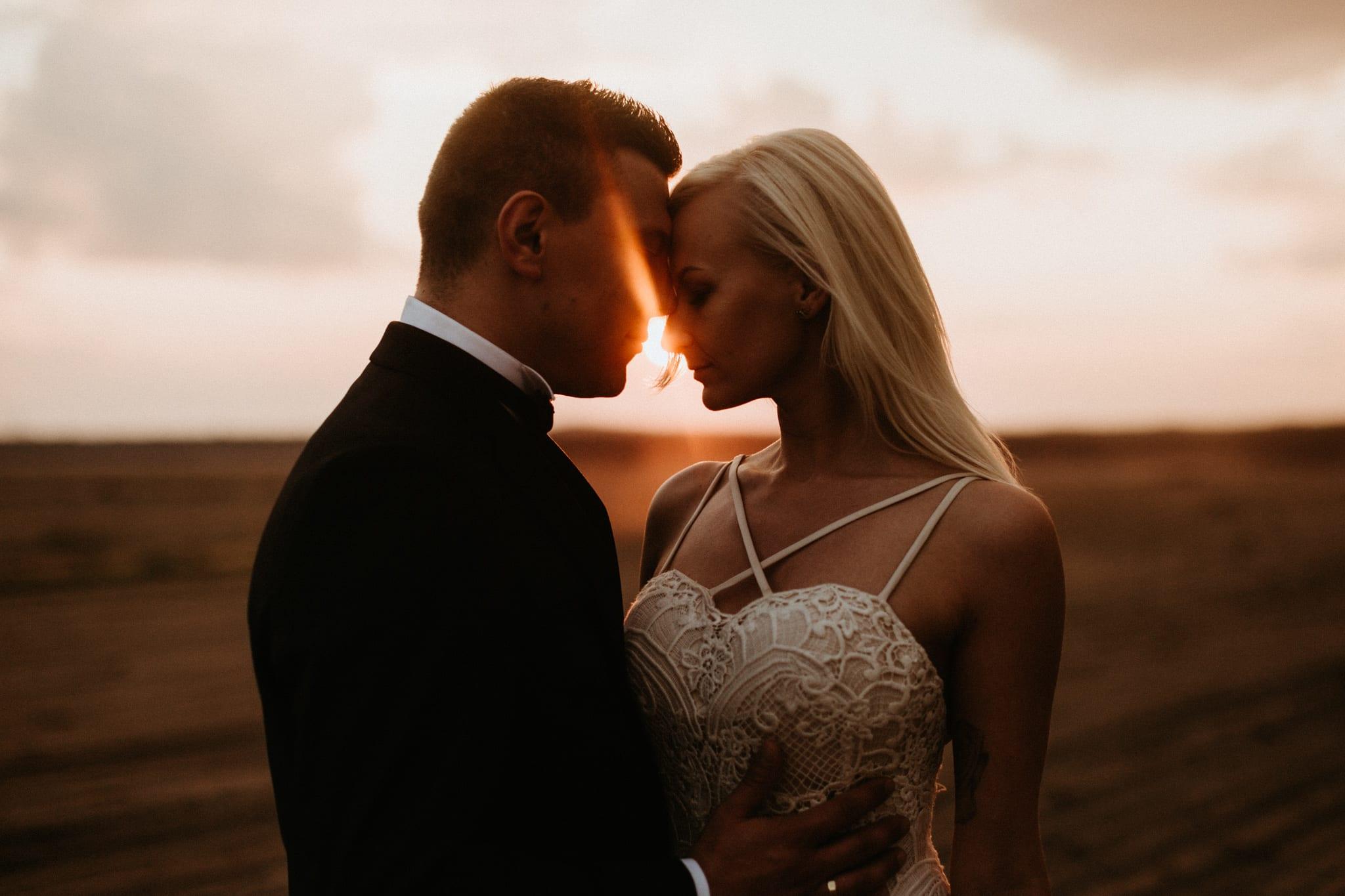 Patrycja & Łukasz <br>Sesja ślubna na pustyni 18