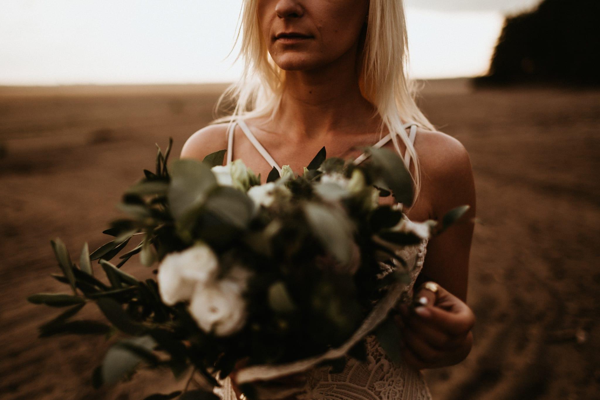 Patrycja & Łukasz <br>Sesja ślubna na pustyni 21