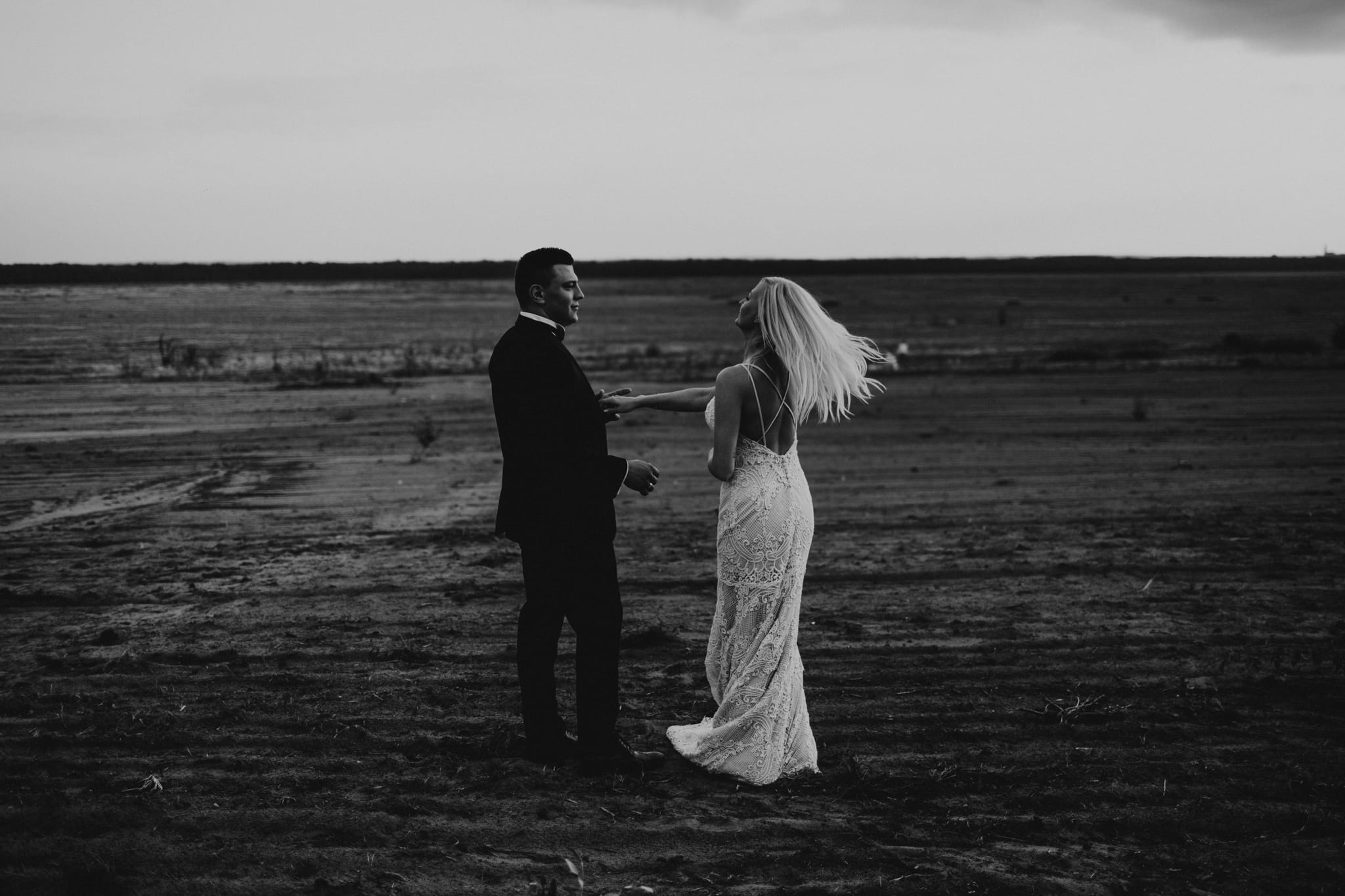 Patrycja & Łukasz <br>Sesja ślubna na pustyni 26