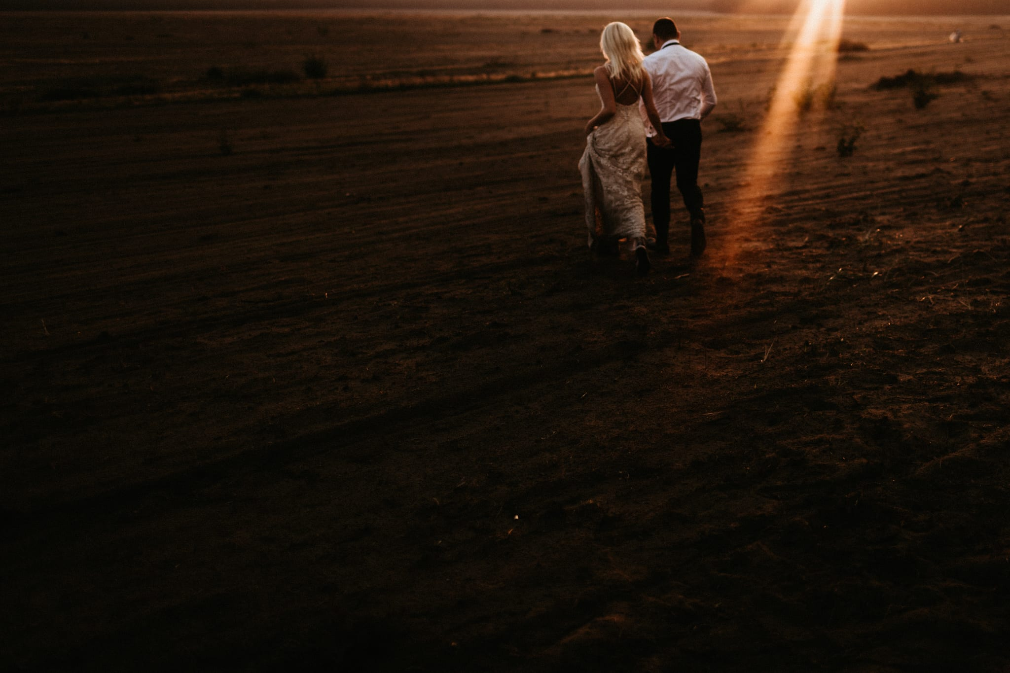 Patrycja & Łukasz <br>Sesja ślubna na pustyni 28