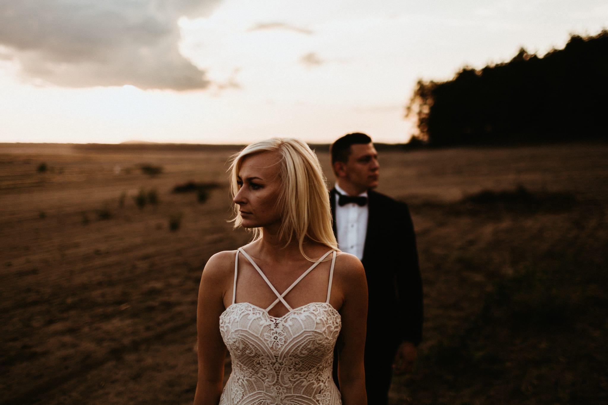 Patrycja & Łukasz <br>Sesja ślubna na pustyni 29