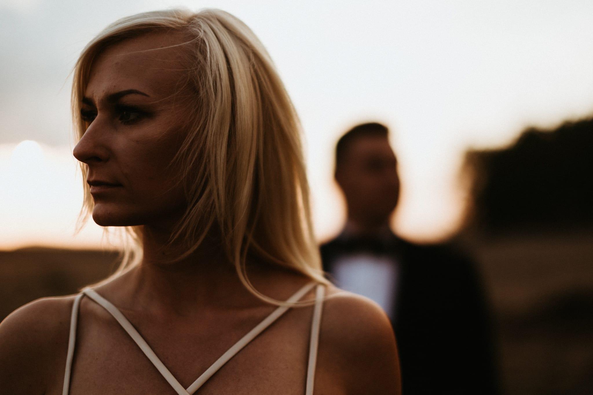 Patrycja & Łukasz <br>Sesja ślubna na pustyni 30