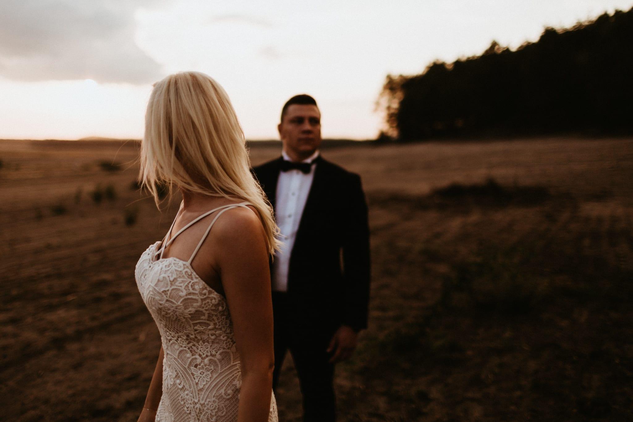 Patrycja & Łukasz <br>Sesja ślubna na pustyni 34