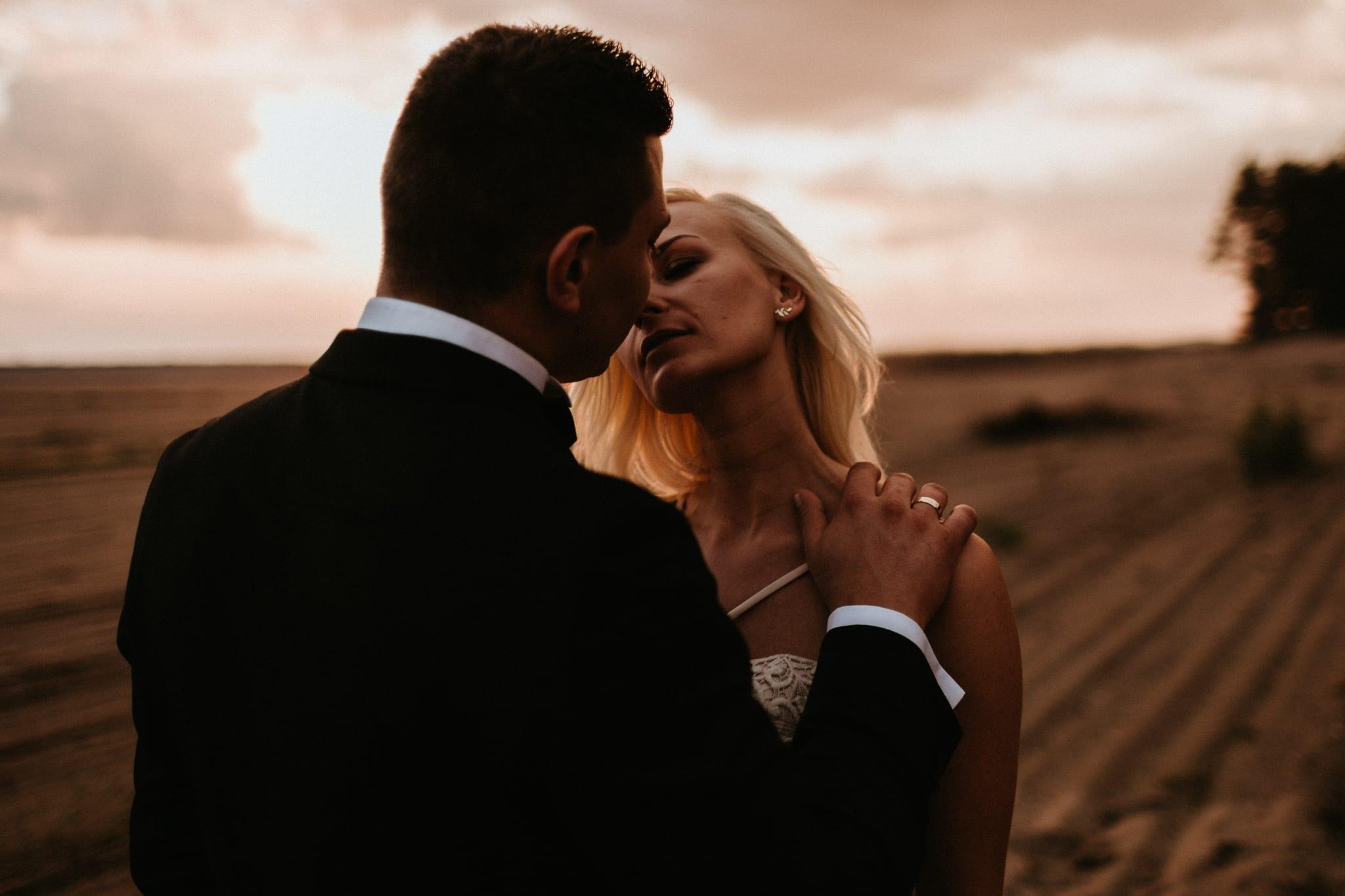 Patrycja & Łukasz <br>Sesja ślubna na pustyni 35
