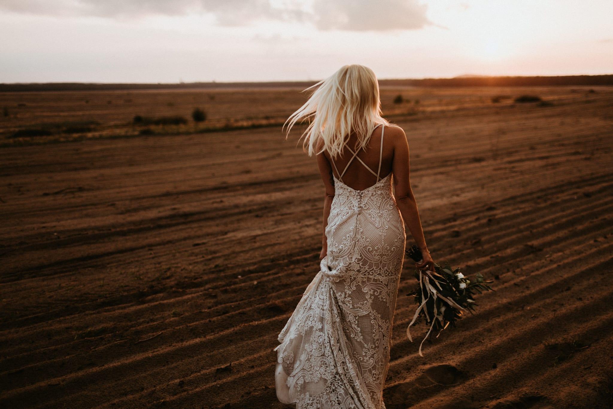 Patrycja & Łukasz <br>Sesja ślubna na pustyni 36