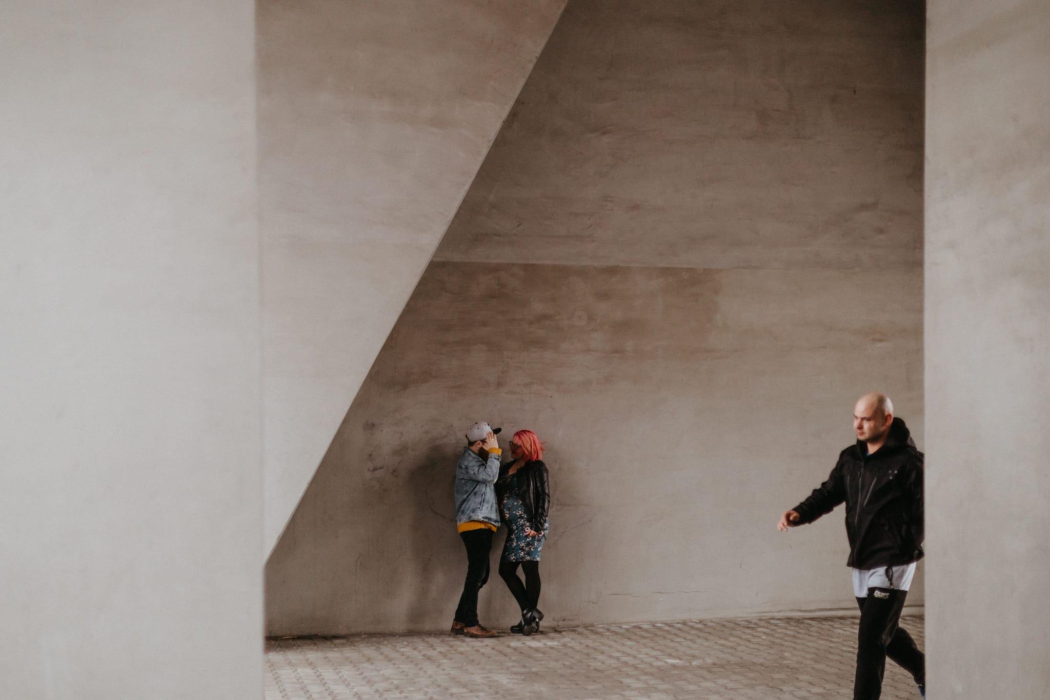 Andzia & Krzysiek <br>Miejska sesja w Katowicach 40